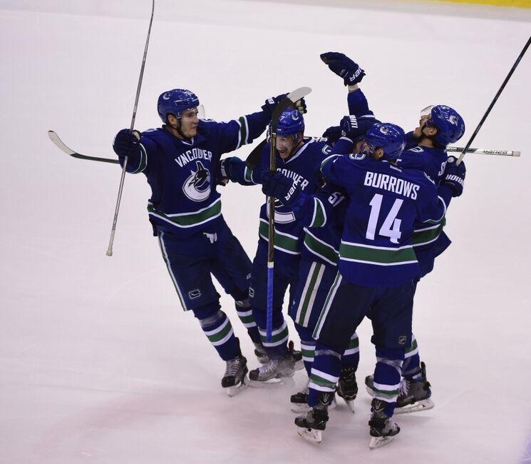 Vancouver Canucks Outlast Minnesota Wild To Win 5-4