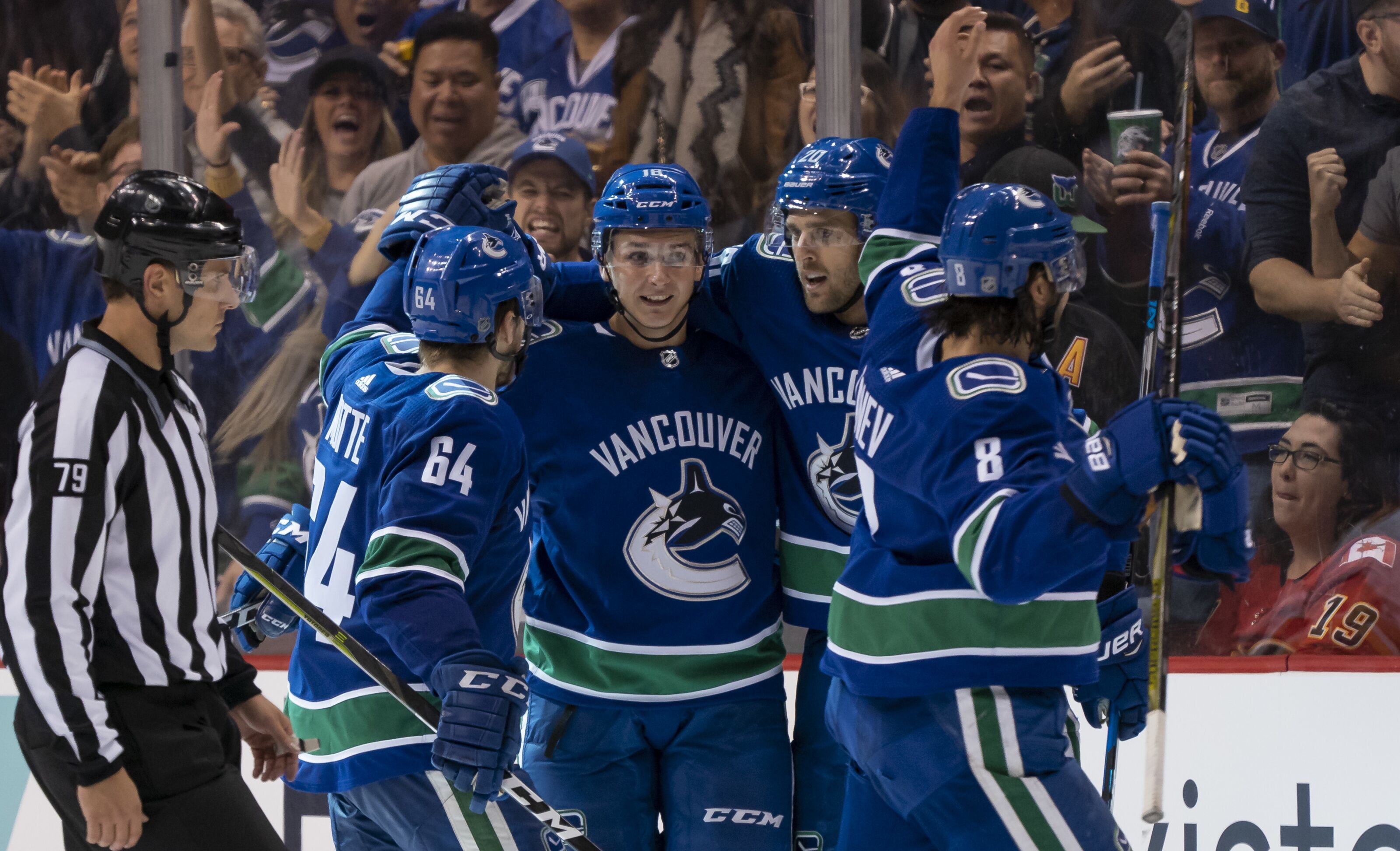 a344f56ab7996 Vancouver Canucks  Where they sit in power rankings after week 2