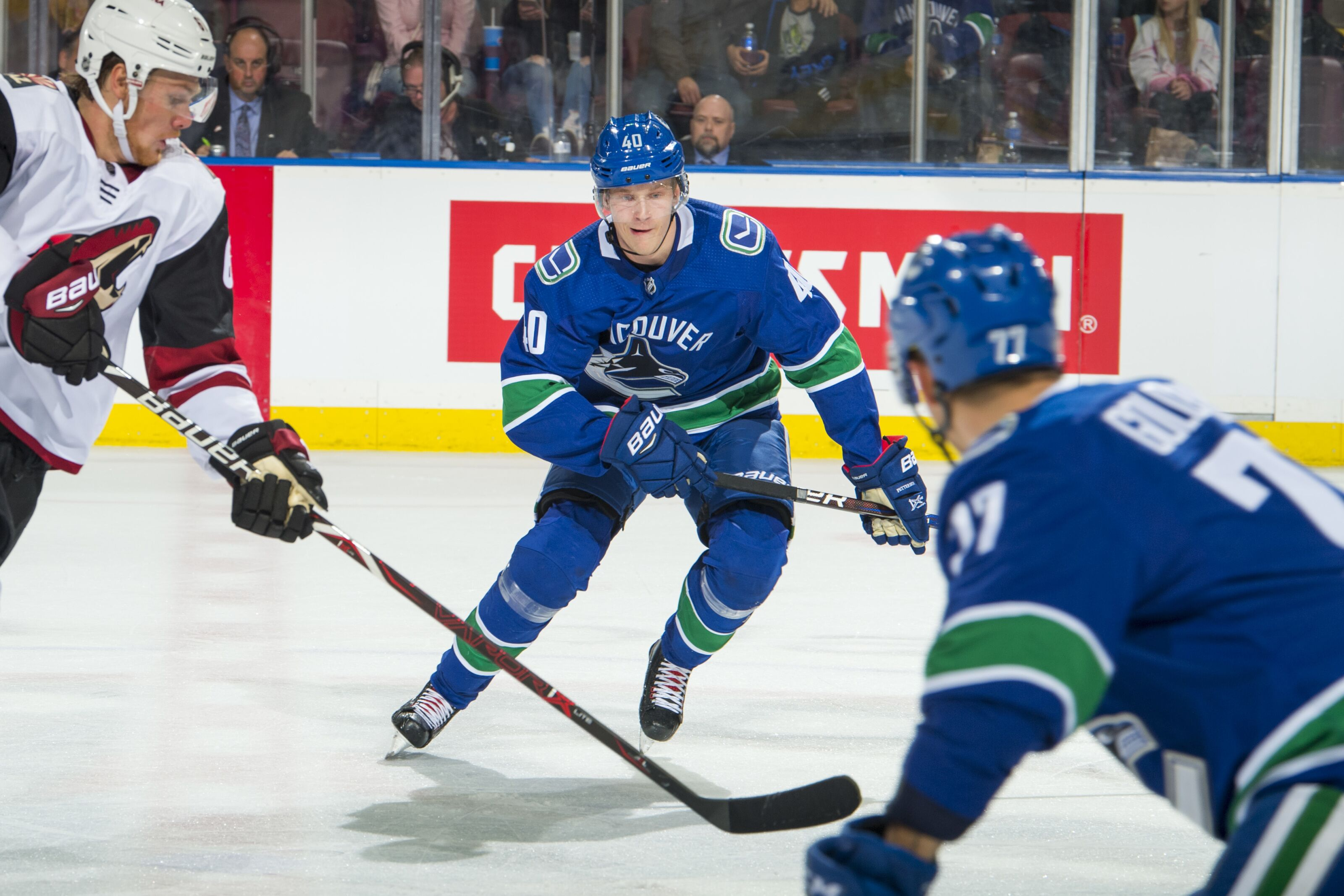 Projecting Vancouver Canucks player stats for 2018-19