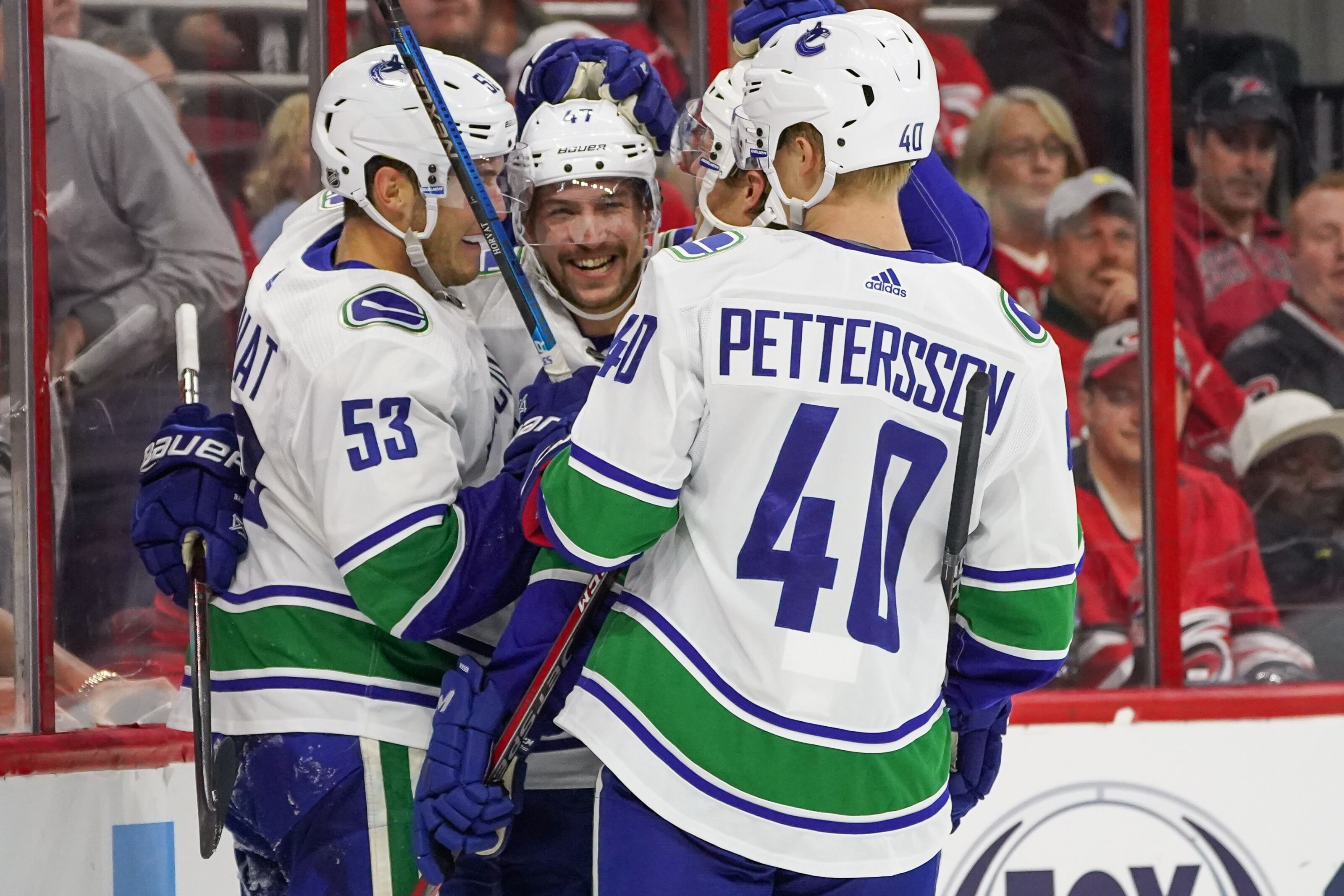 Vancouver Canucks  U-24 Core 4 ranked fourth by TSN 73799cdfd