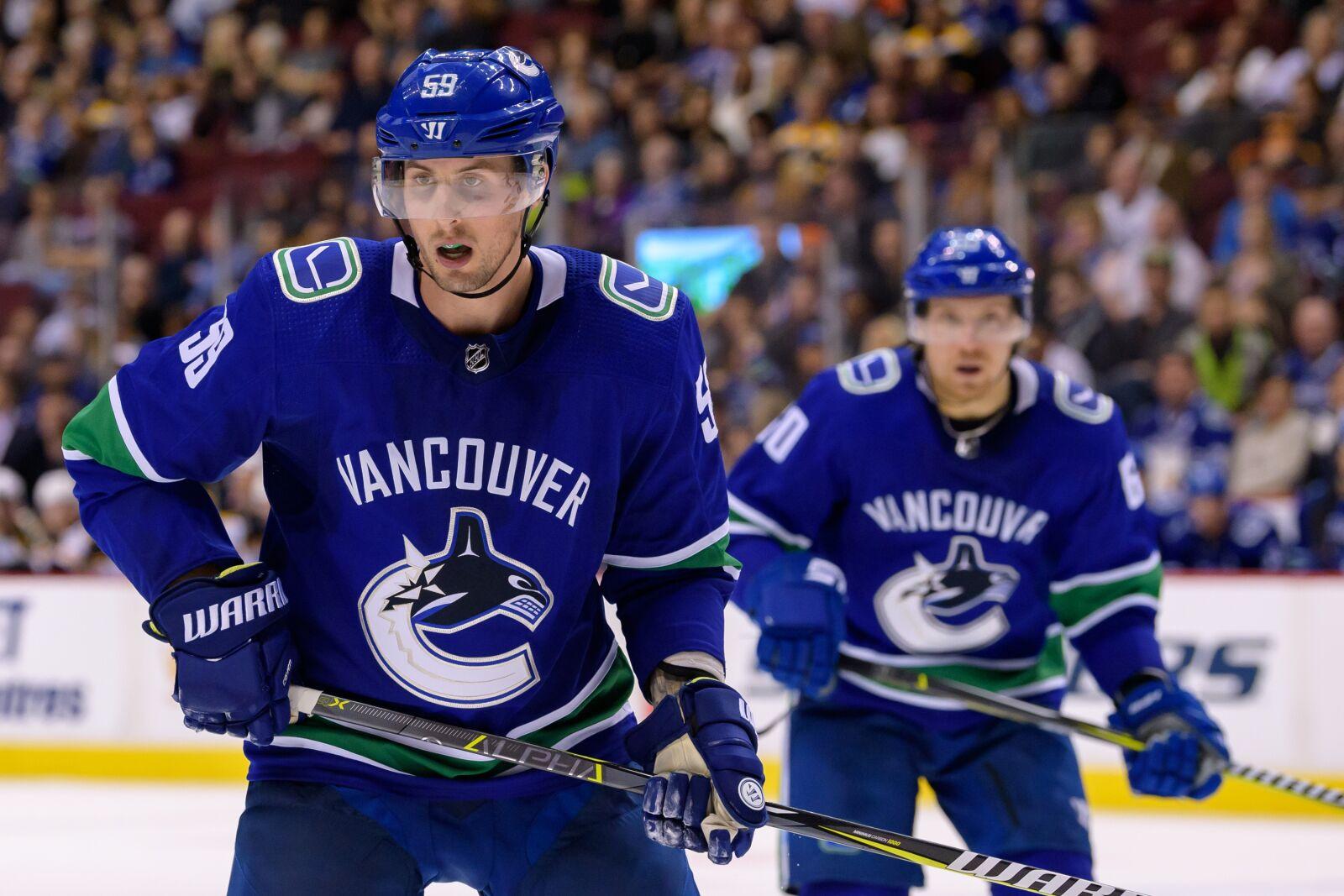 Vancouver Canucks: Power rankings in first week of December
