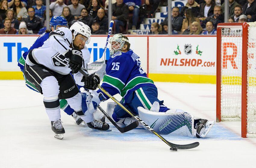 Vancouver Canucks The Resurgence Of Jacob Markstrom
