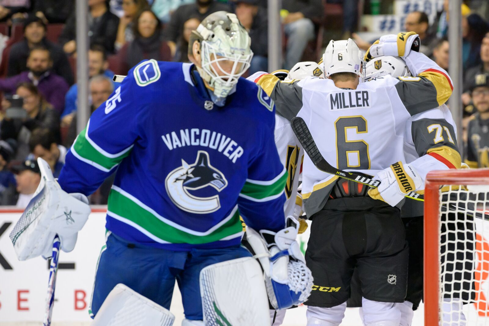 0d26806ab6e Vancouver Canucks: 3 takeaways from latest loss to Golden Knights