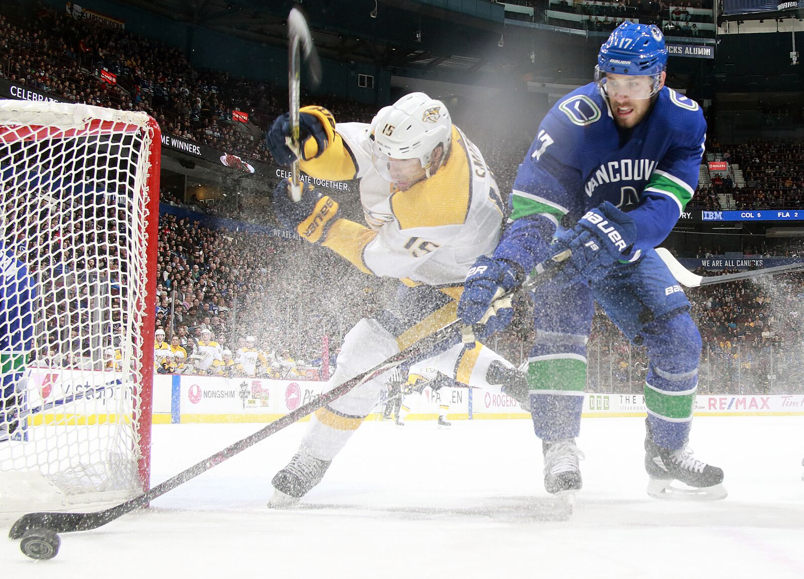 Vancouver Canucks: A requisite of speed and odd coaching decisions