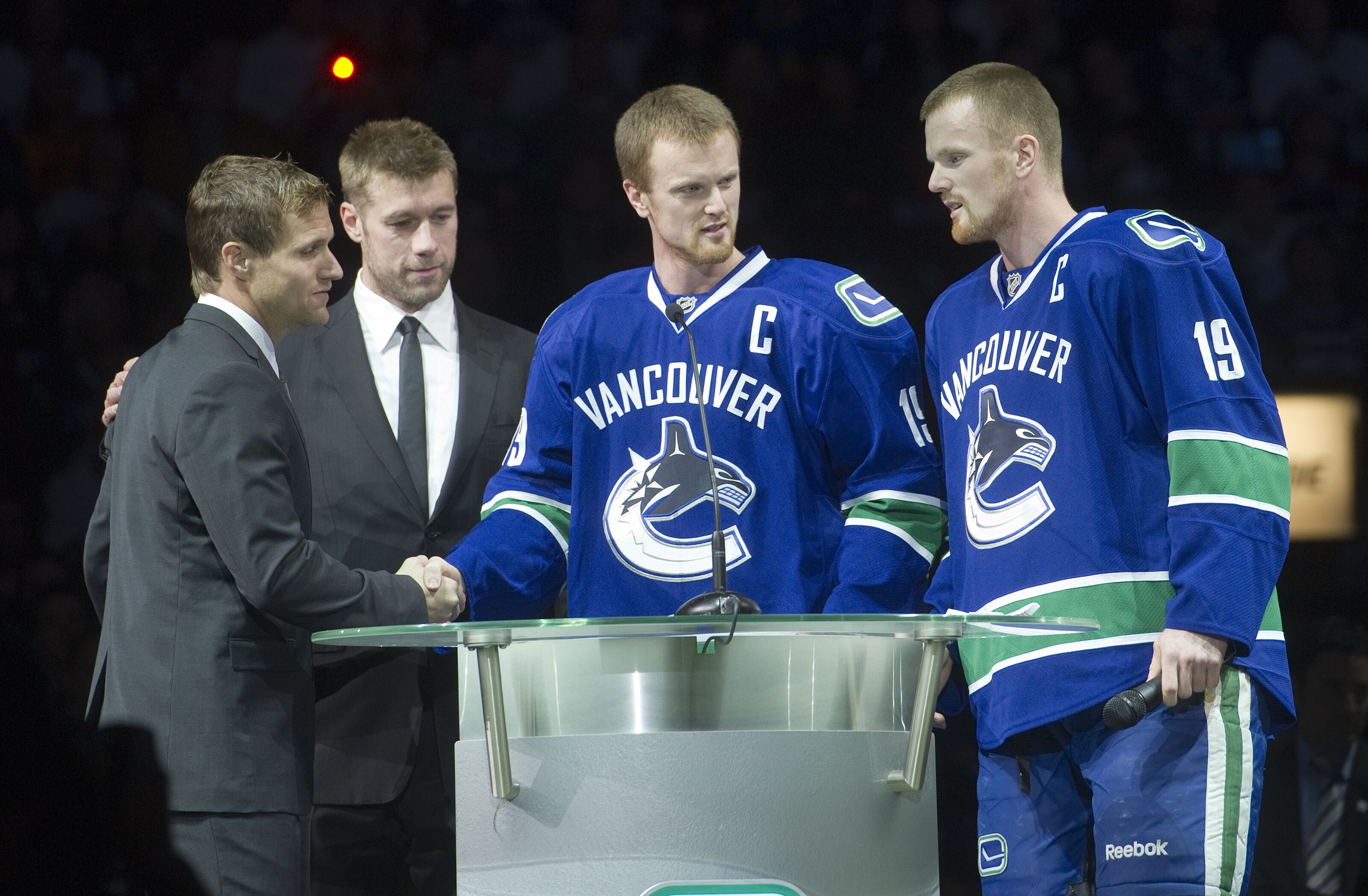 Vancouver Canucks: Presenting the franchise's Mount Rushmore