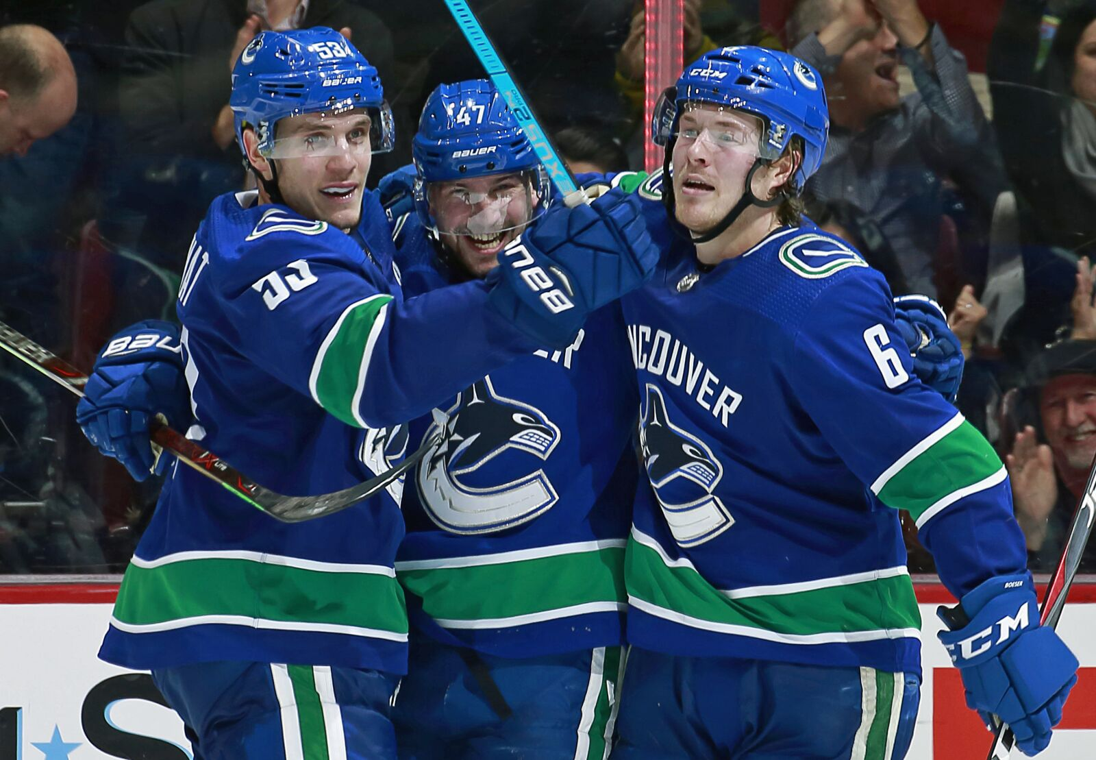 Vancouver Canucks  Projecting who will finish with 20-plus goals d6eadfc22
