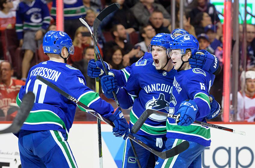 Dynasty Status: How the Vancouver Canucks stack up to past NHL dynasties