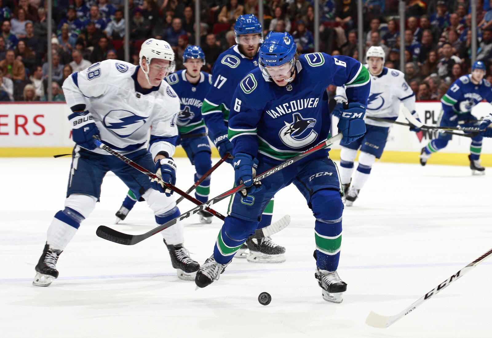 Vancouver Canucks: Tampa Bay Lightning are perfect trade partners