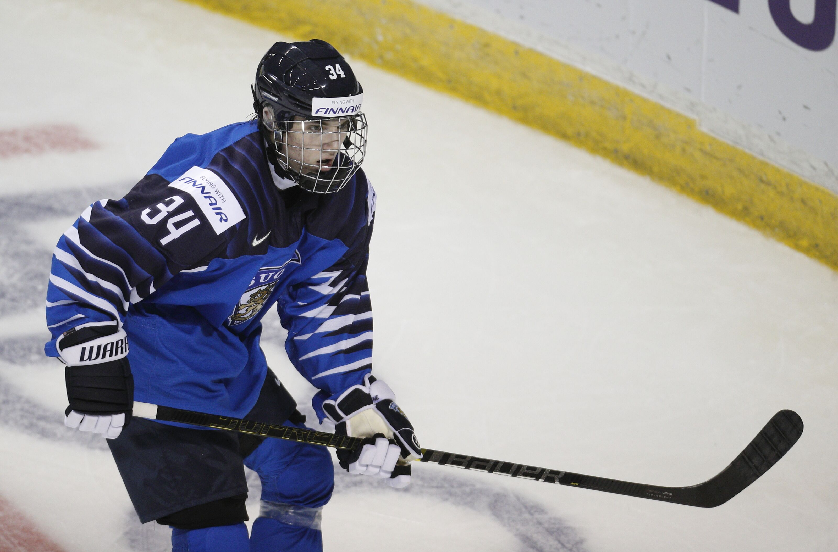 2019 Nhl Draft Prospect Profile Defenceman Ville Heinola