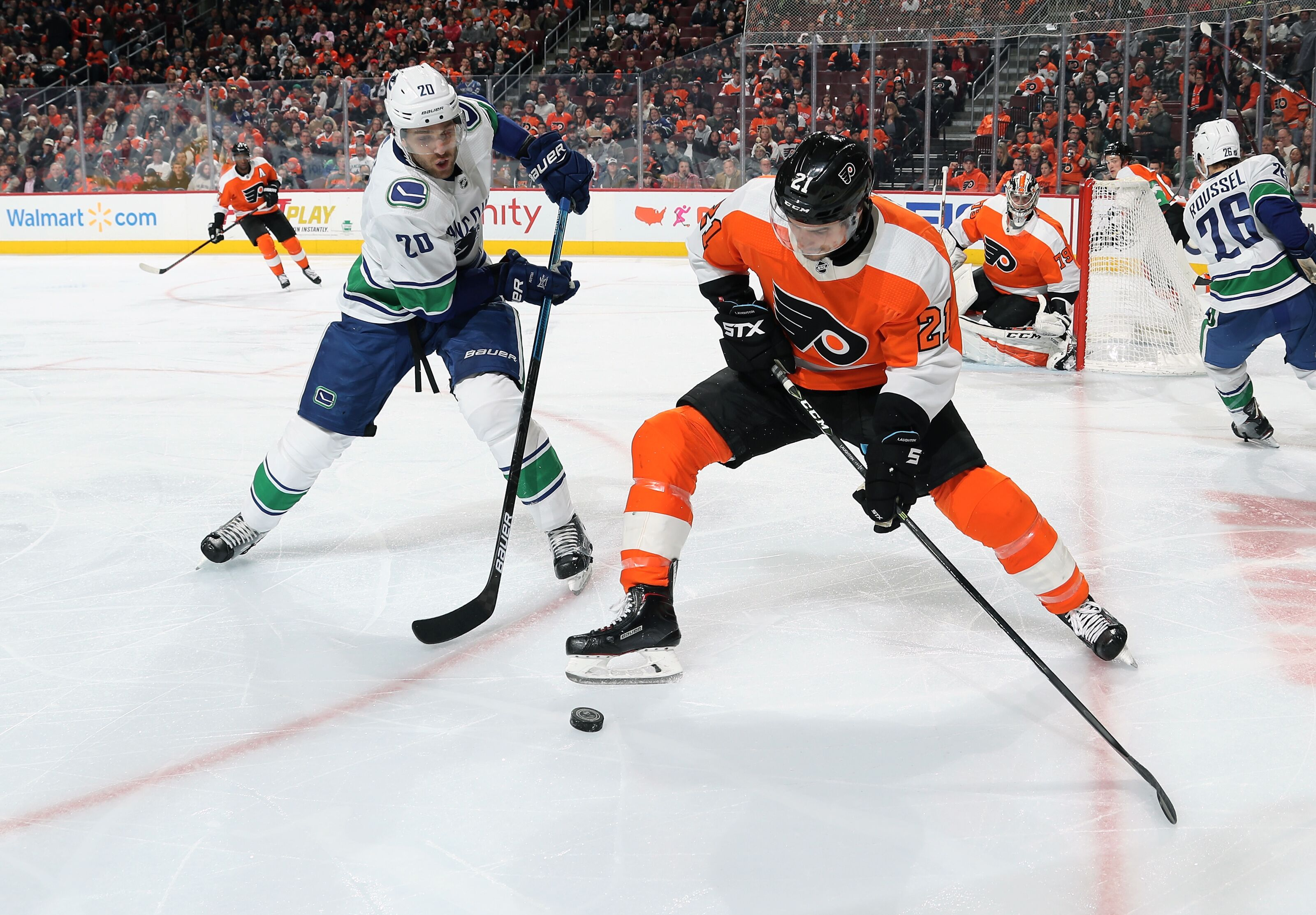 Vancouver Canucks gameday: Philadelphia Flyers come to town