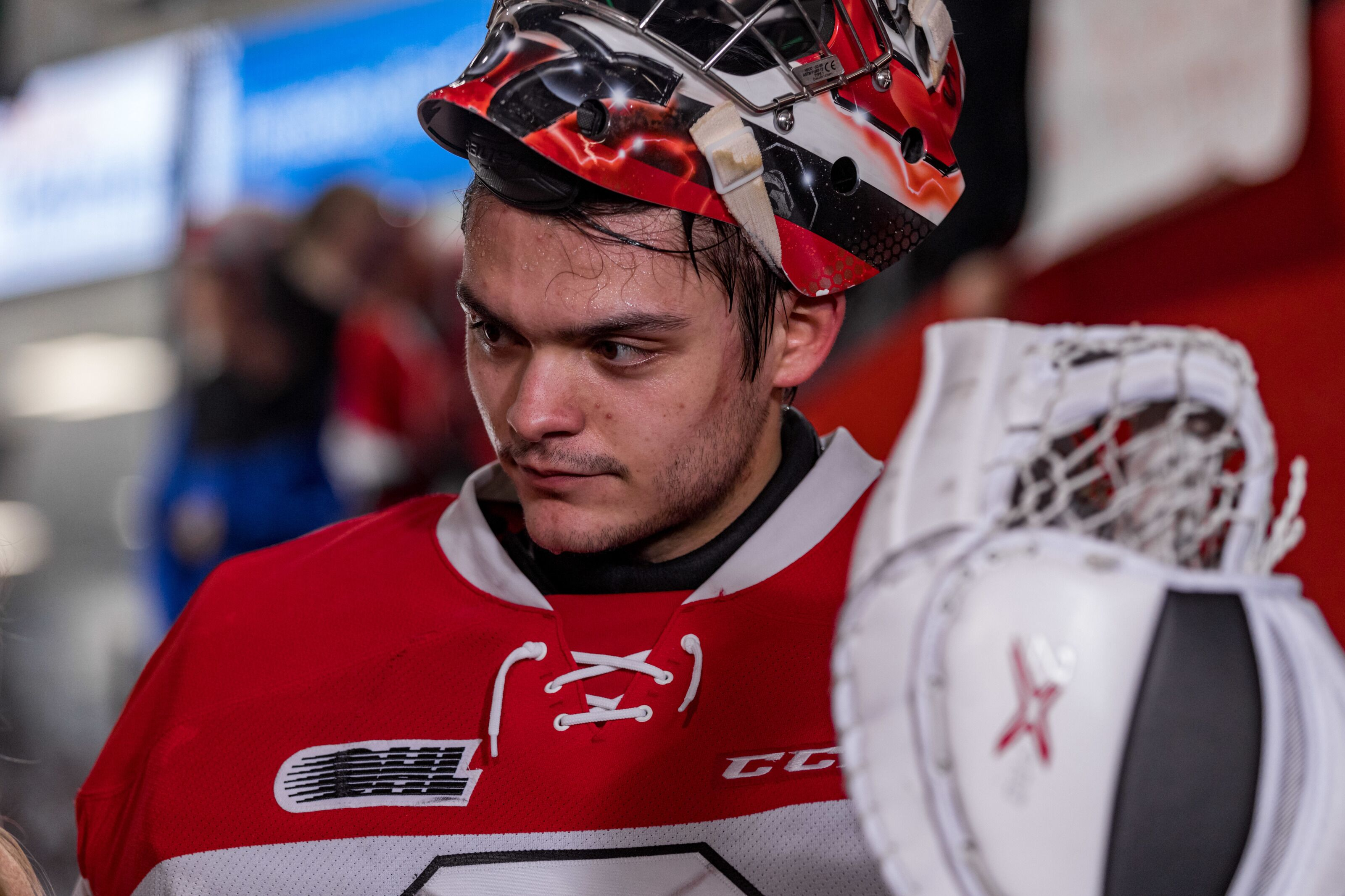 Vancouver Canucks Prospect Michael DiPietro Injured in OHL Final