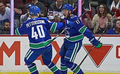 8a95db918fa Vancouver Canucks  3 takeaways from comeback win over the Toronto Maple  Leafs