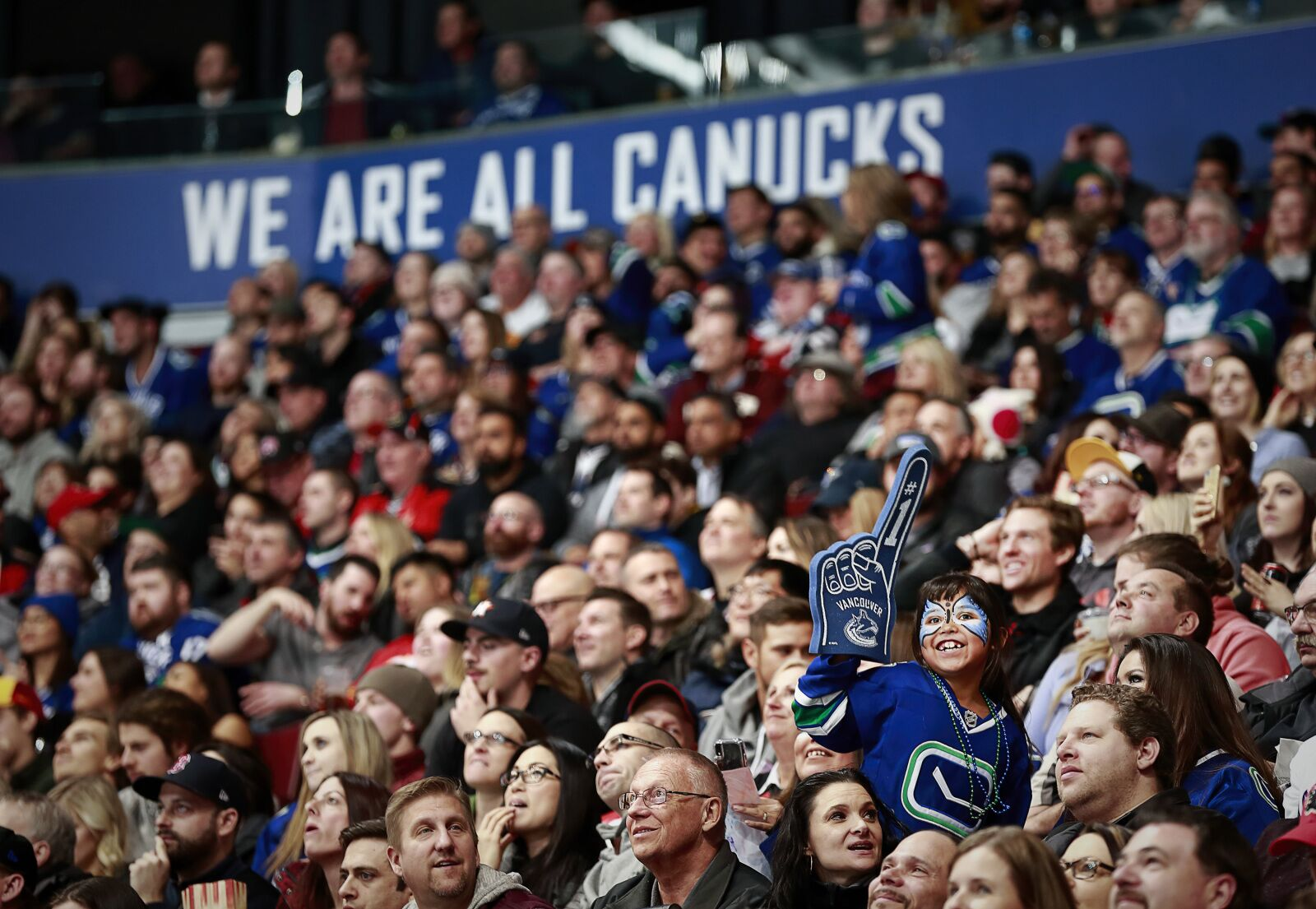 Vancouver Canucks fans want their goal song back