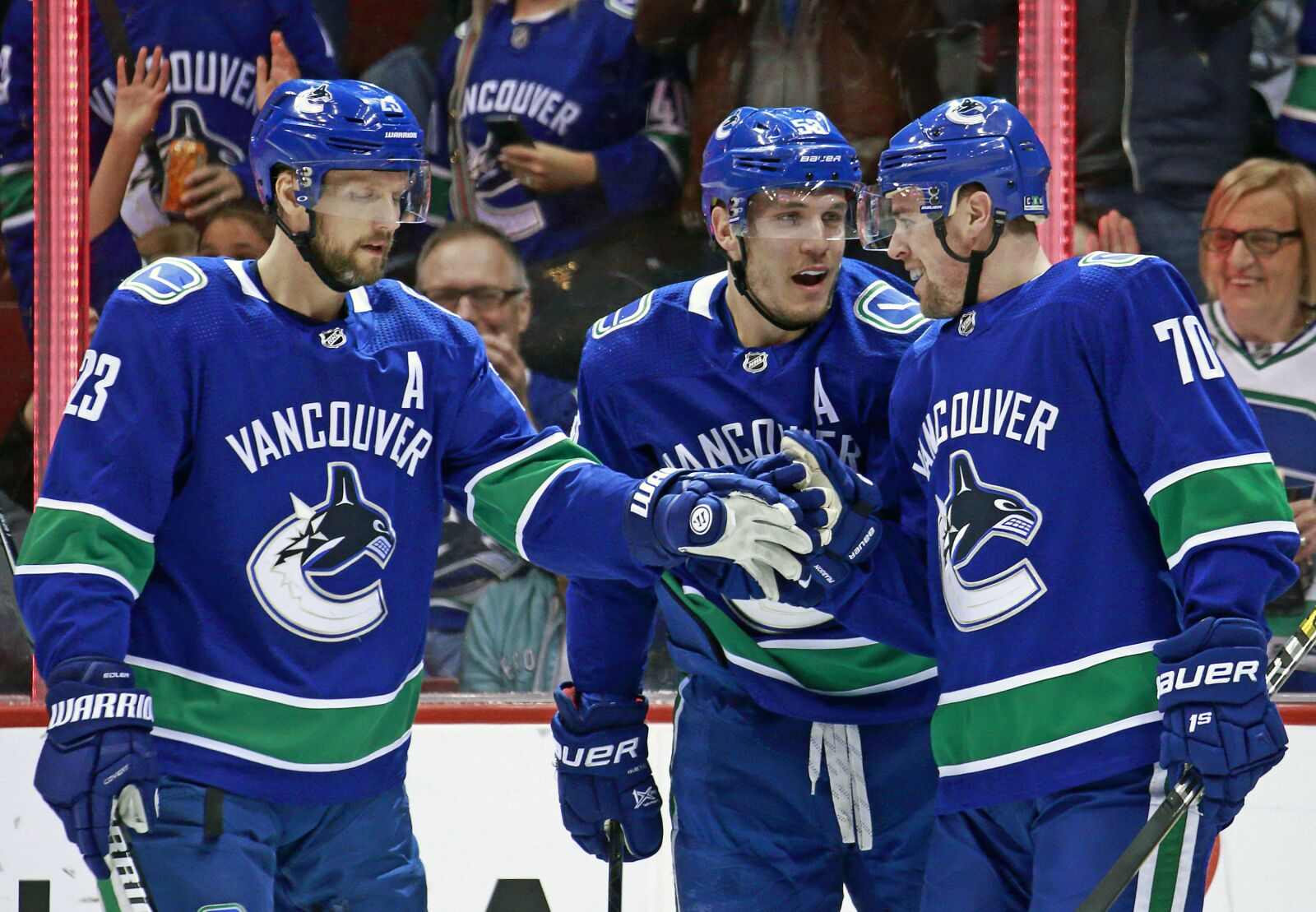 Are the Vancouver Canucks ready to compete for a playoff spot?