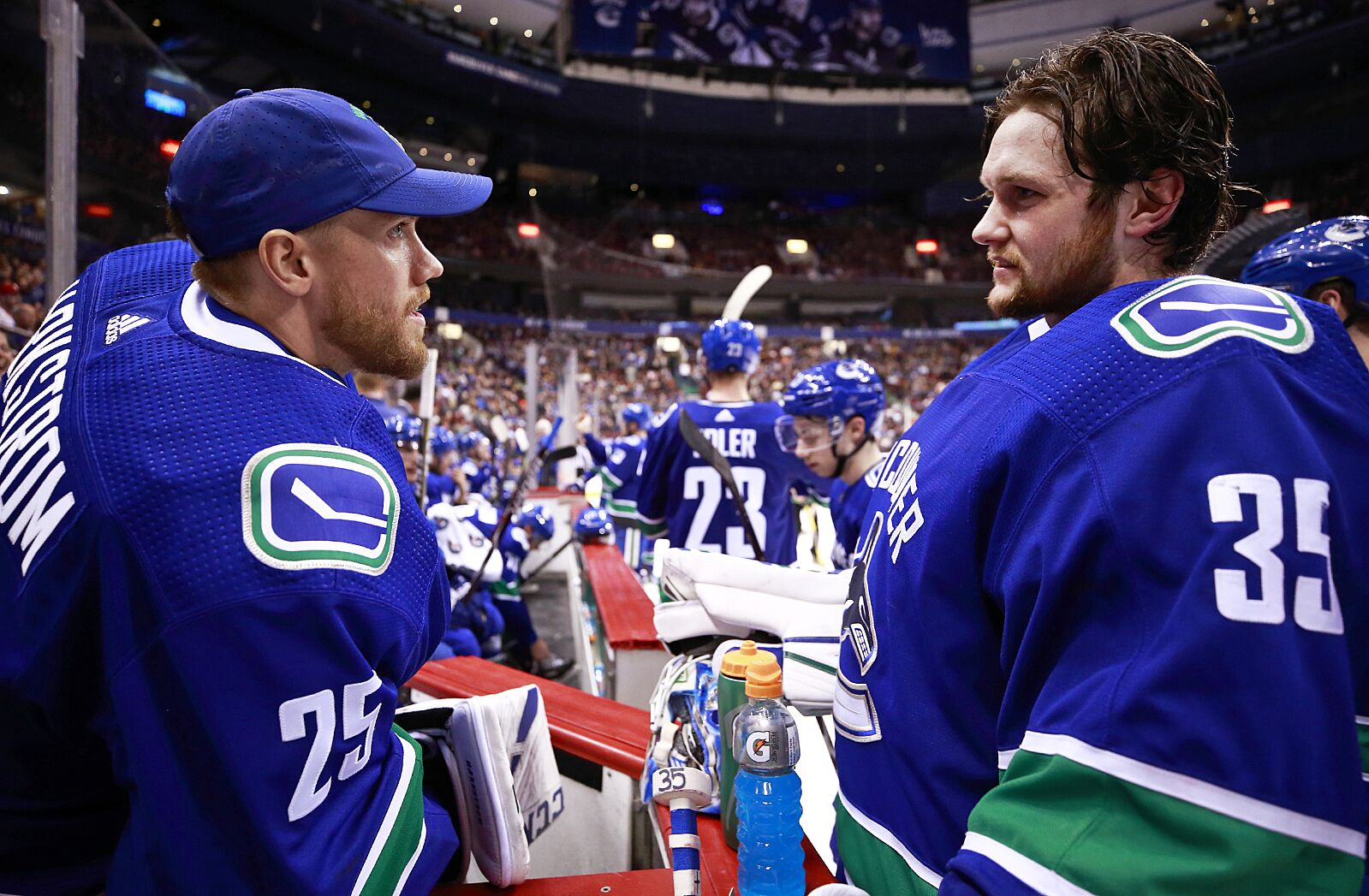 Vancouver Canucks' Goaltending situation: How bad is it?