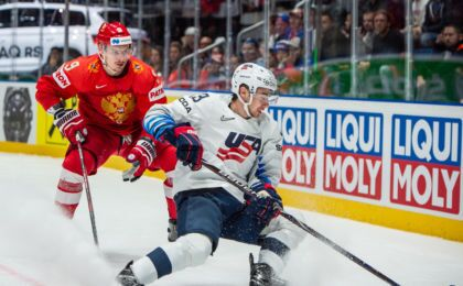 Vancouver Canucks at Worlds: Recap from Quarterfinals