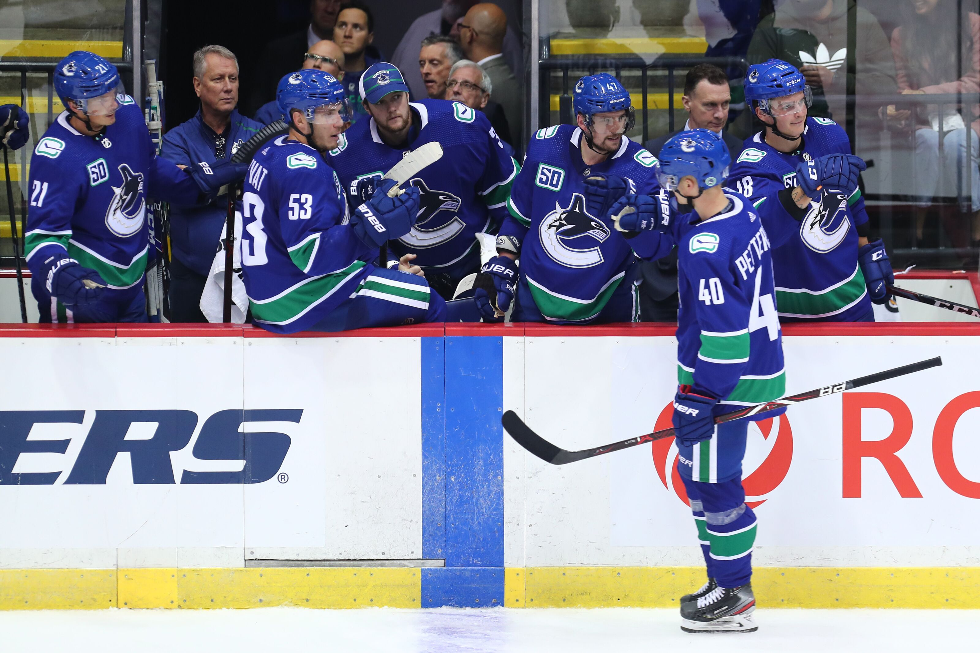 Vancouver Canucks roundtable: Stat, point and playoff projections