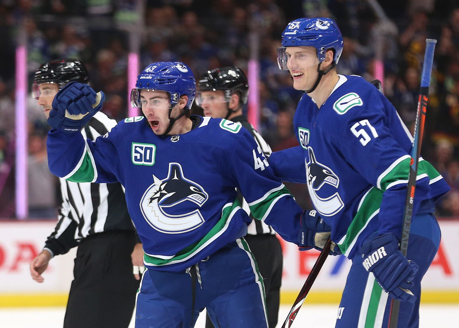Vancouver Canucks: The defence already looks much better
