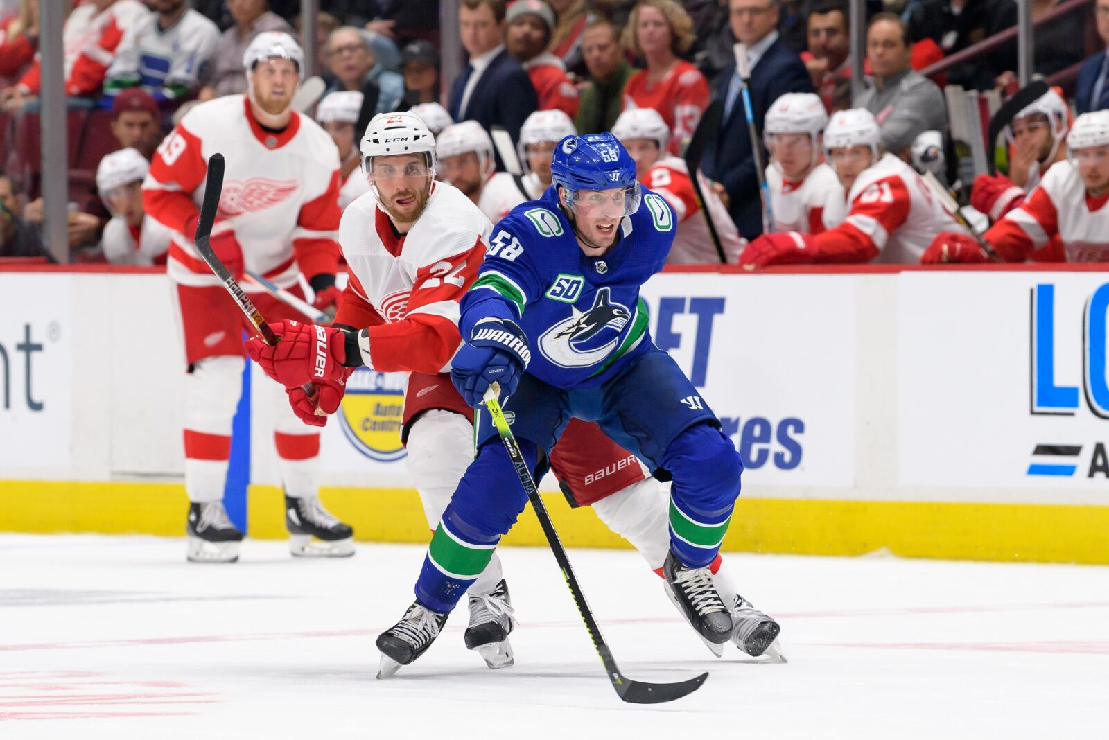 Vancouver Canucks gameday: Final showdown with Detroit Red Wings