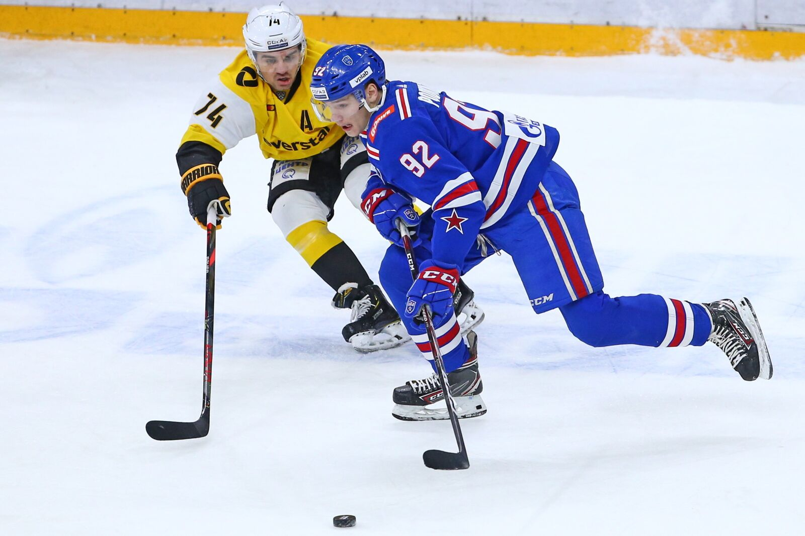 Canucks prospects of week 19: Podkolzin, Silovs and Karlsson