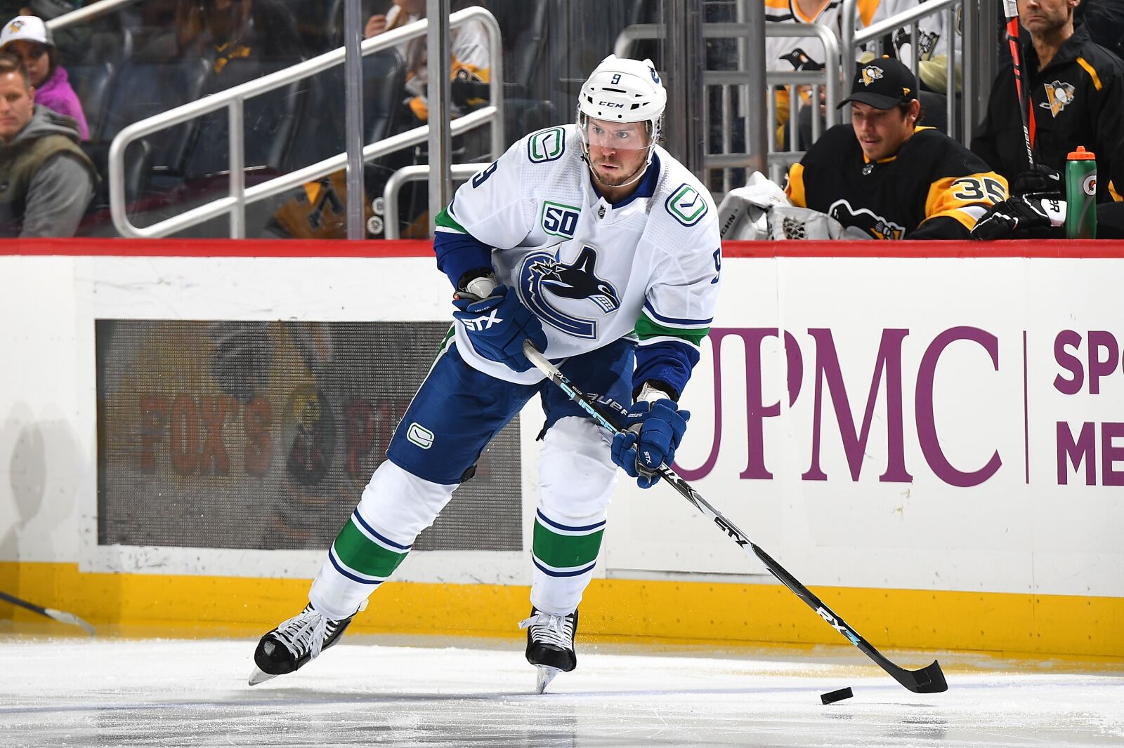 Canucks: There is no more disputing the J.T. Miller trade