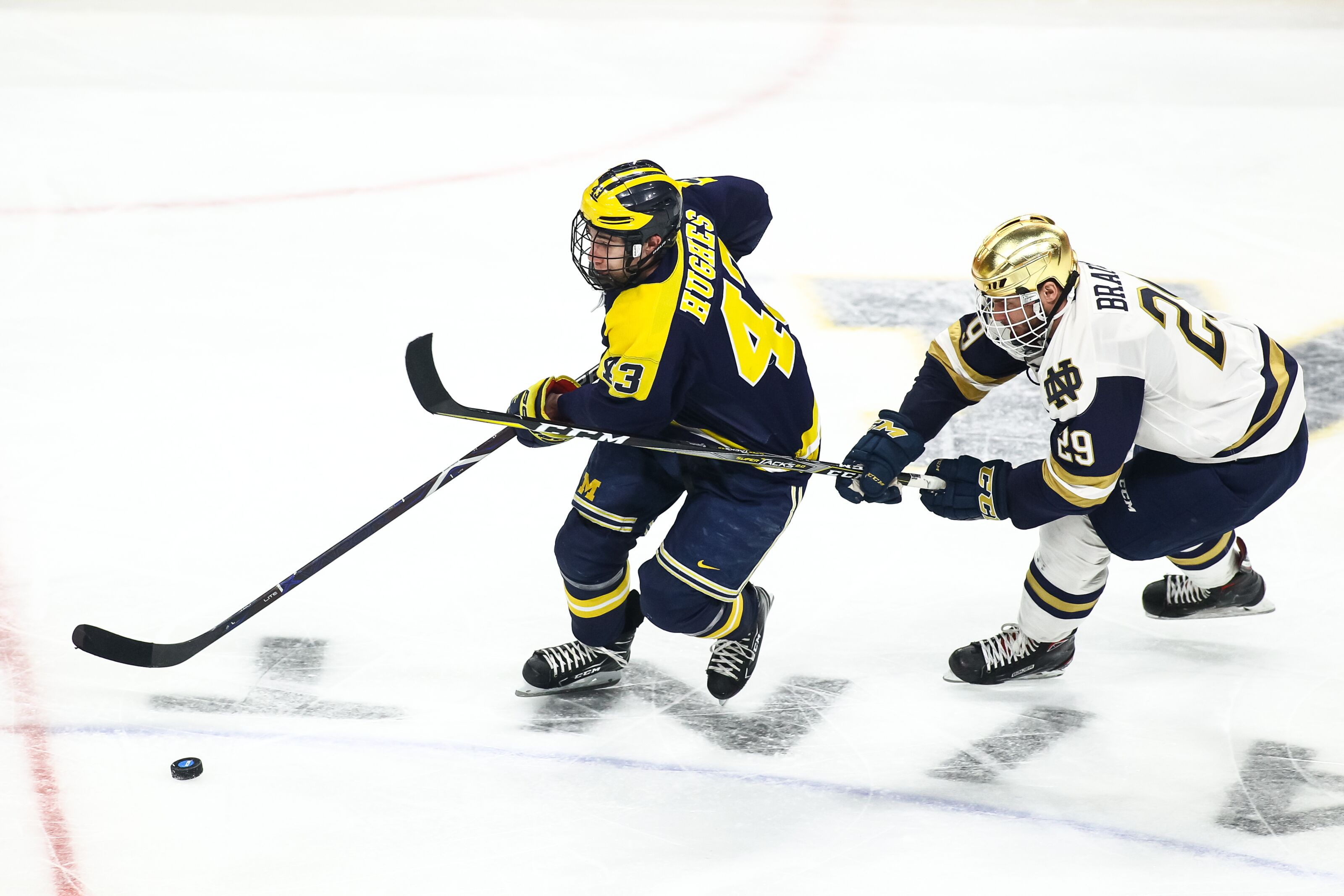 Vancouver Canucks: Developing Talent in NCAA Hockey