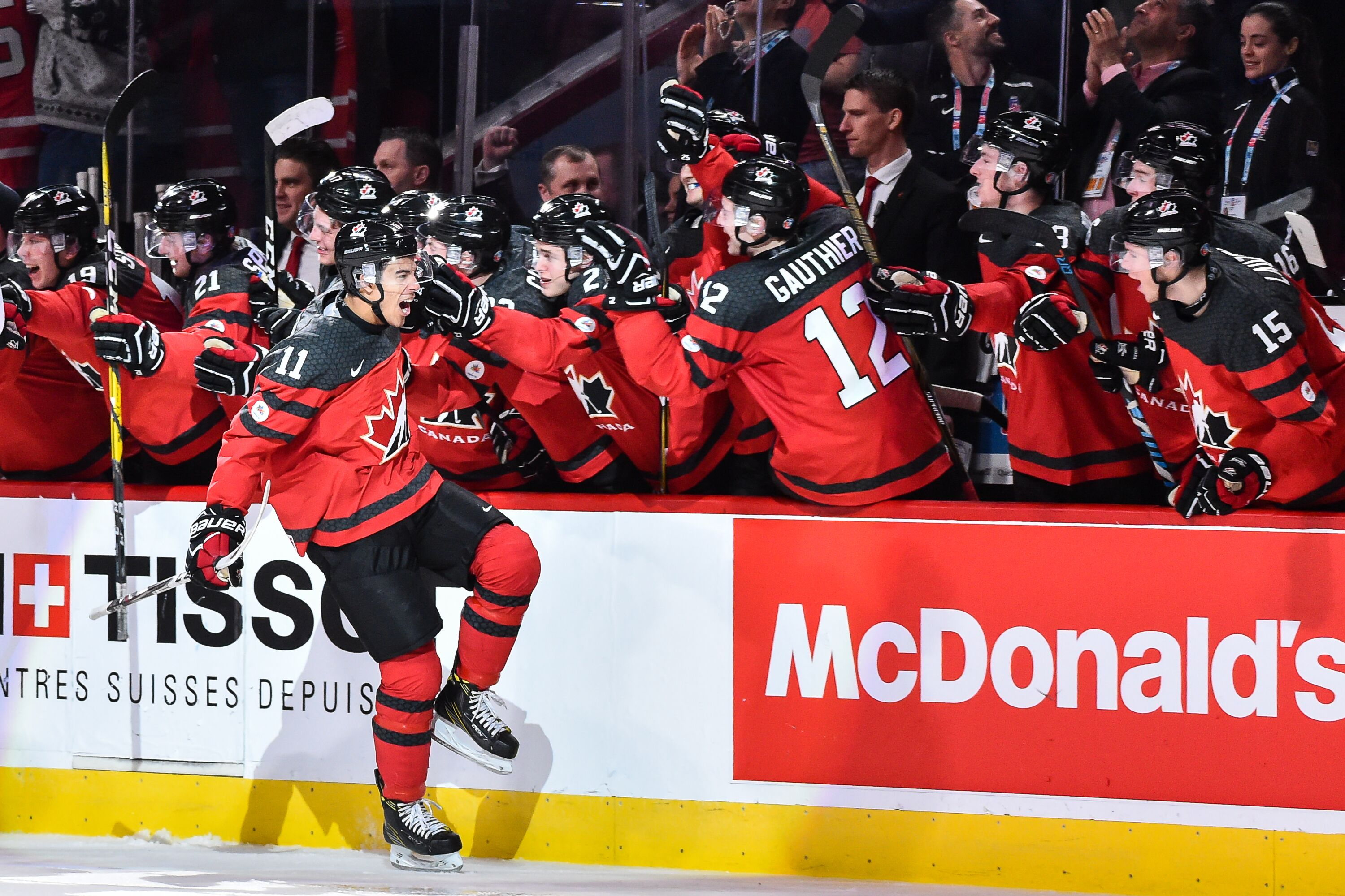 34e20a31c53 Vancouver Canucks top prospects of week 11  2017 World Juniors Preview