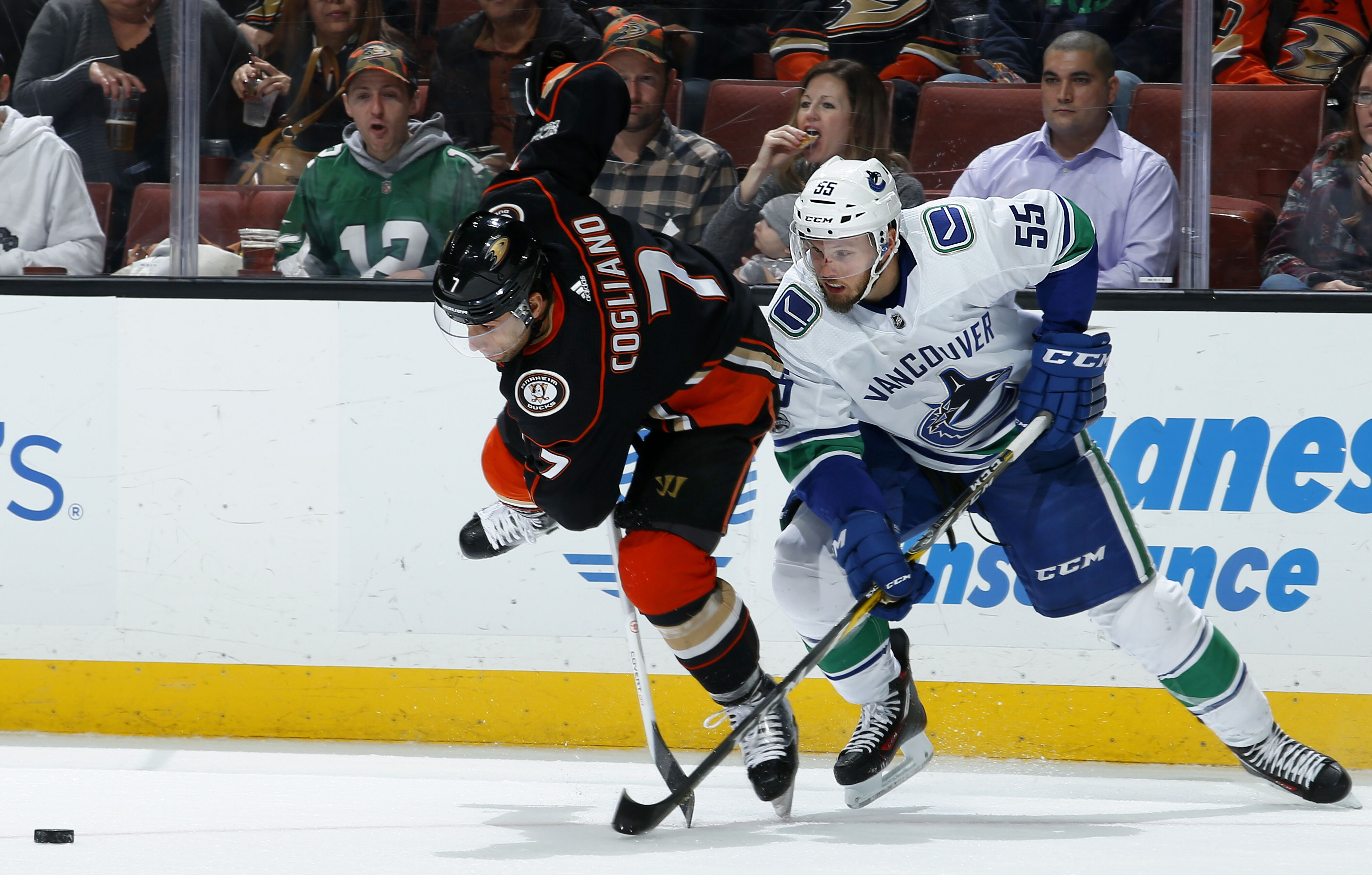 602f4855f Vancouver Canucks preview  Ringing in the new year vs. Ducks