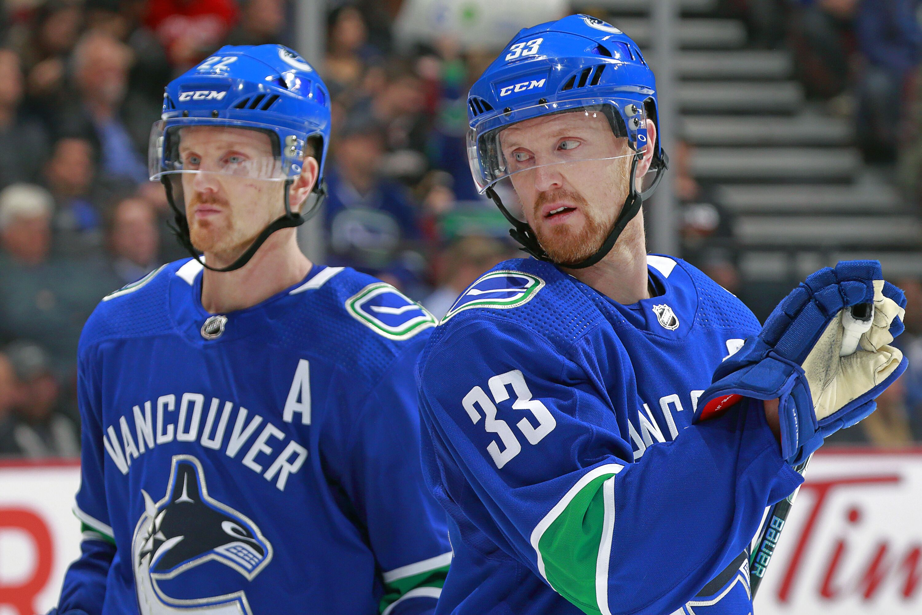 Vancouver Canucks rumours  Sedins could affect trade deadline plans d5623b459