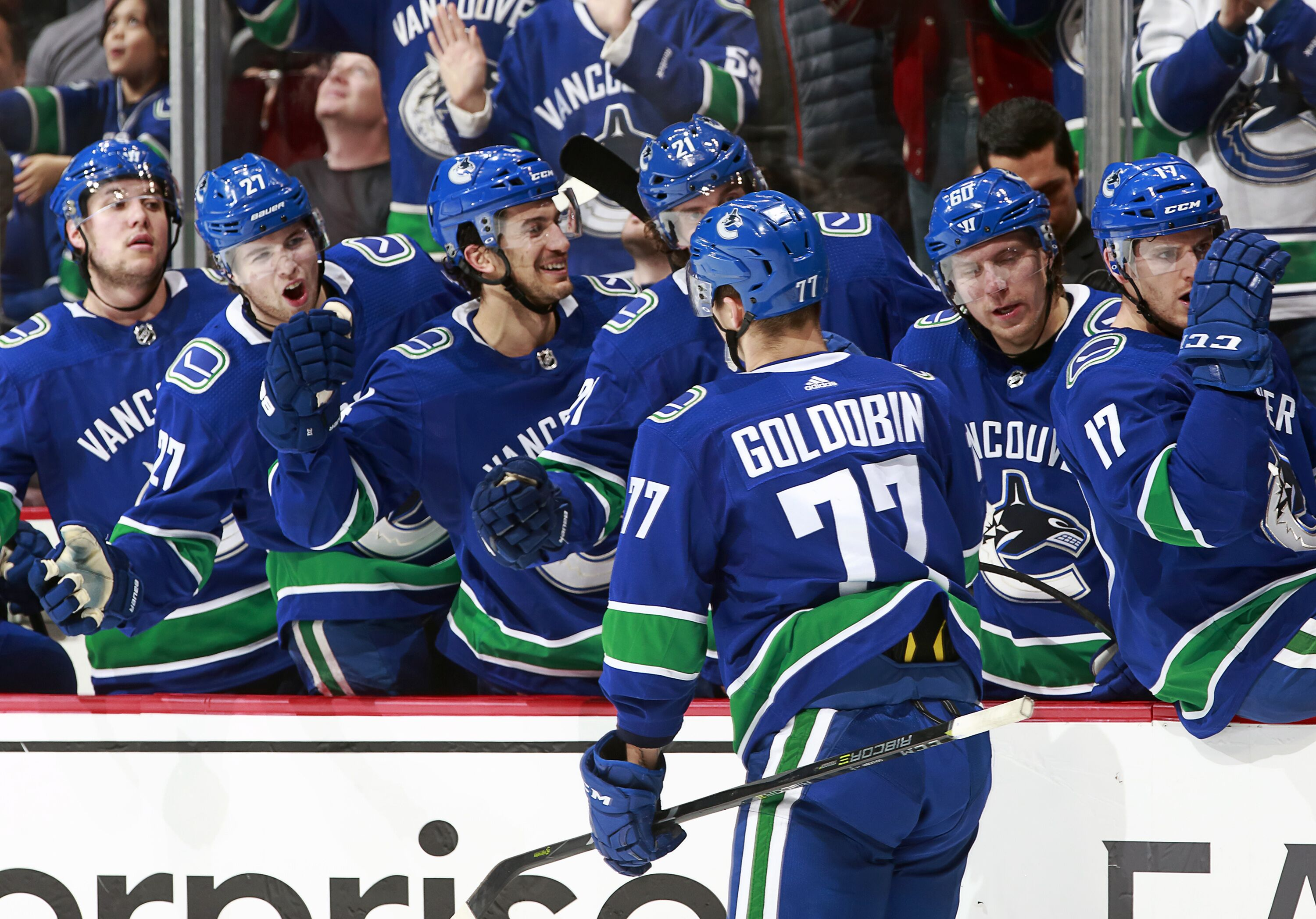 9ba8ca272 Vancouver Canucks  3 New Year s resolutions for 2018 - Page 2