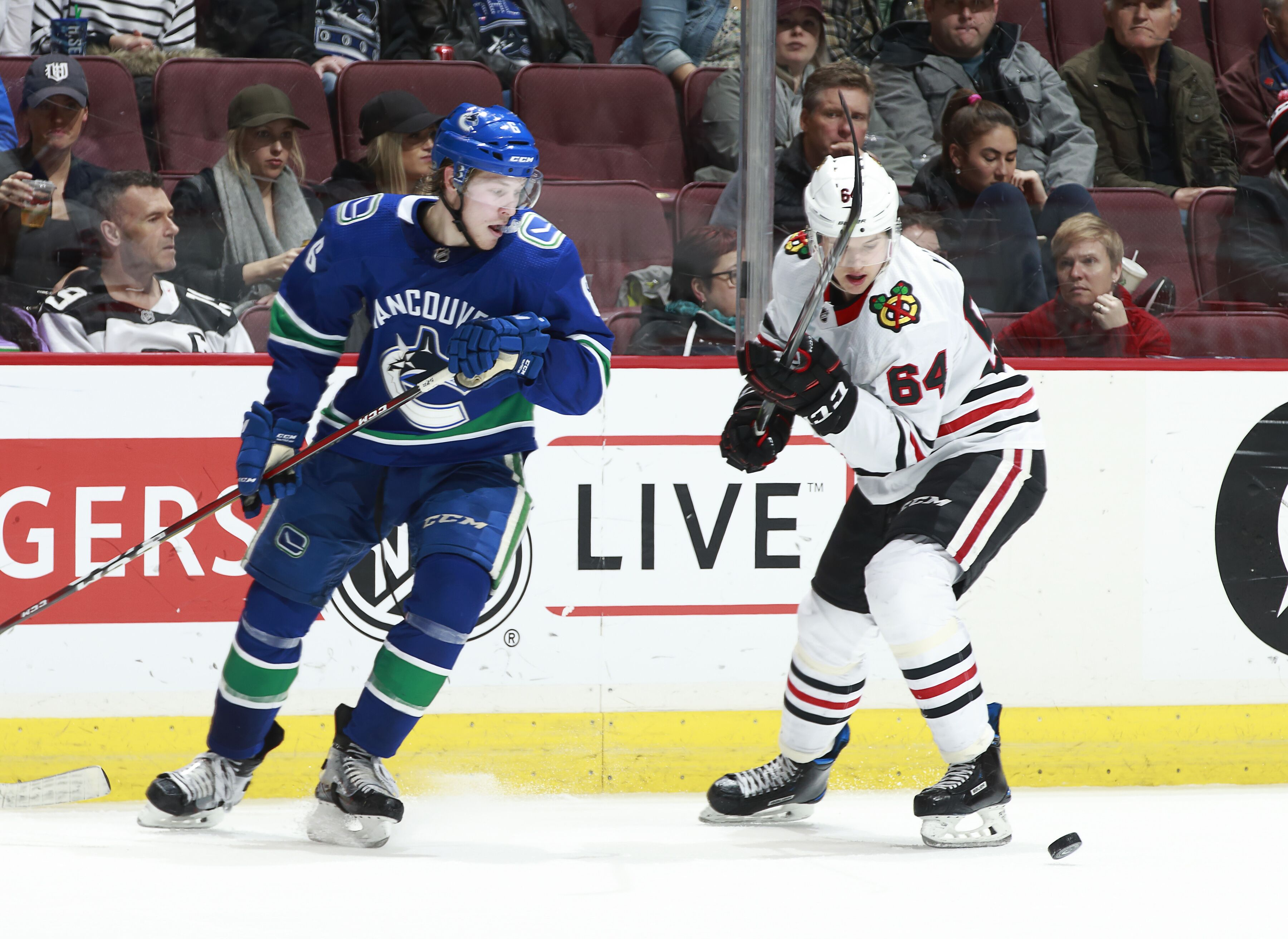 49d3a7e9c Vancouver Canucks  3 keys to victory over the Blackhawks