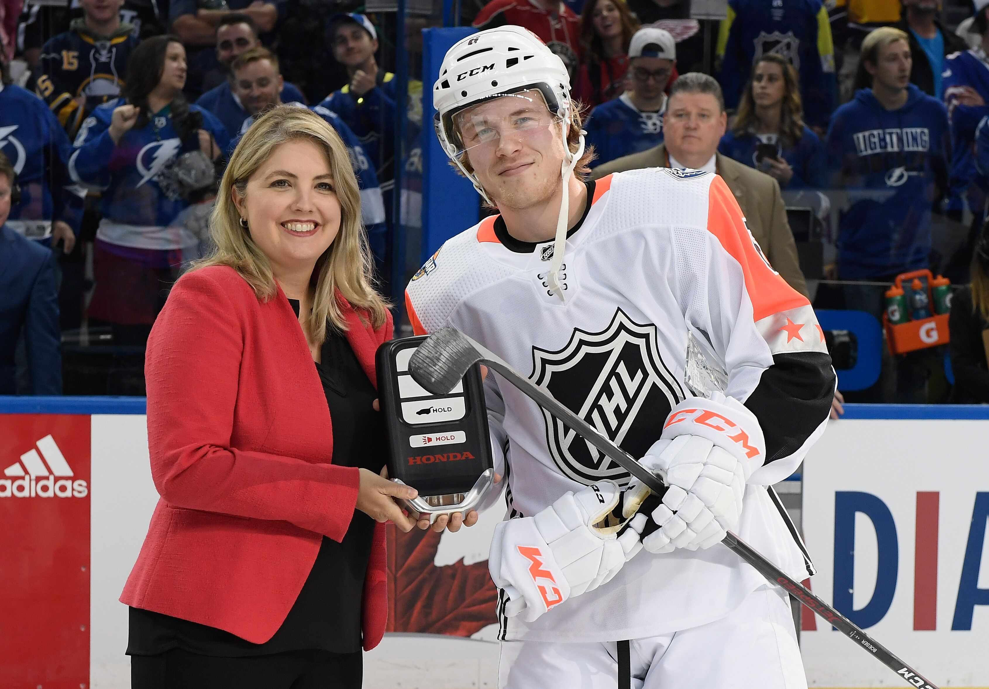8bbf90d97 Vancouver Canucks: All-Star MVP Brock Boeser puts NHL on notice