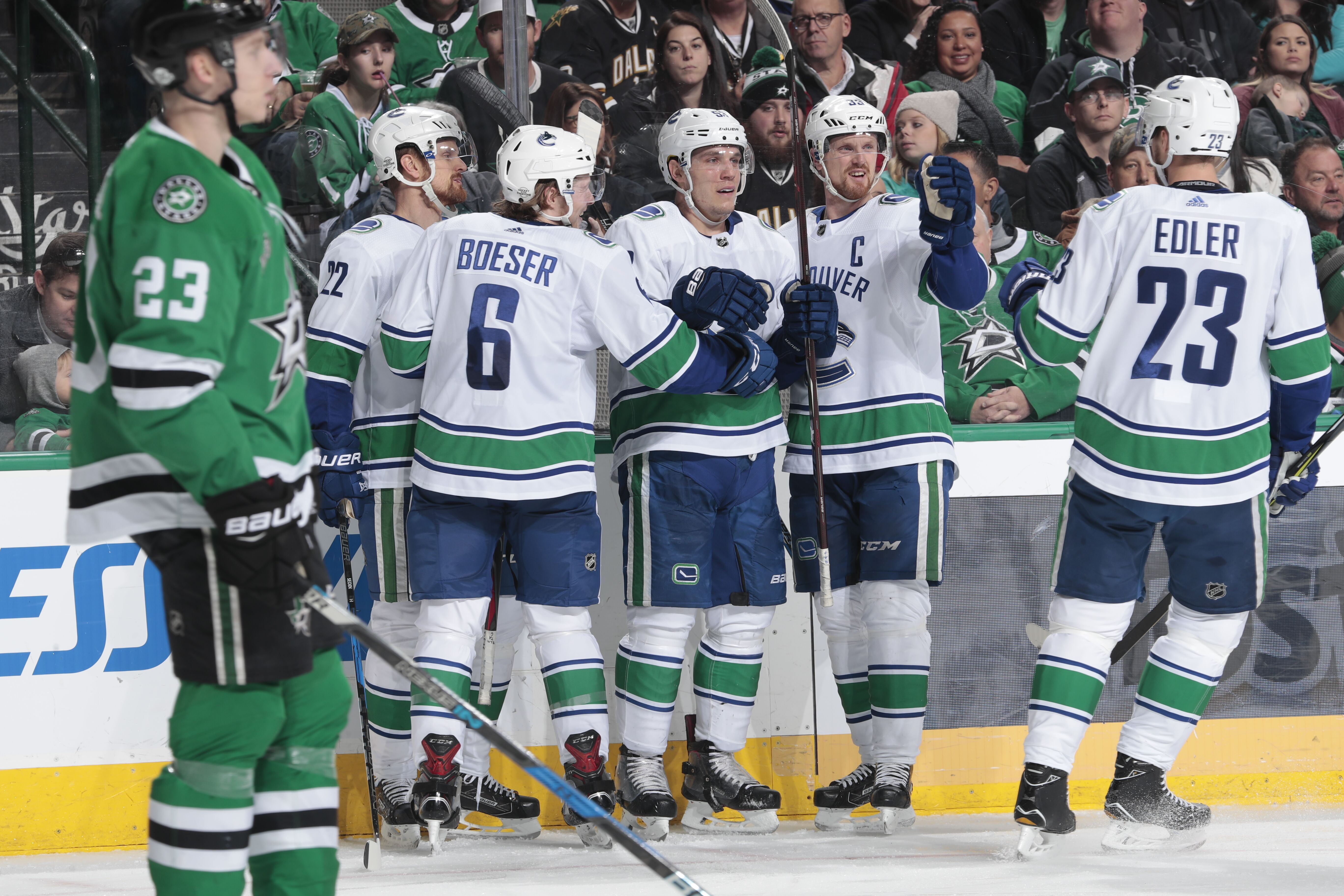 New Vancouver Canucks picking up where Sedins left off with off-ice work
