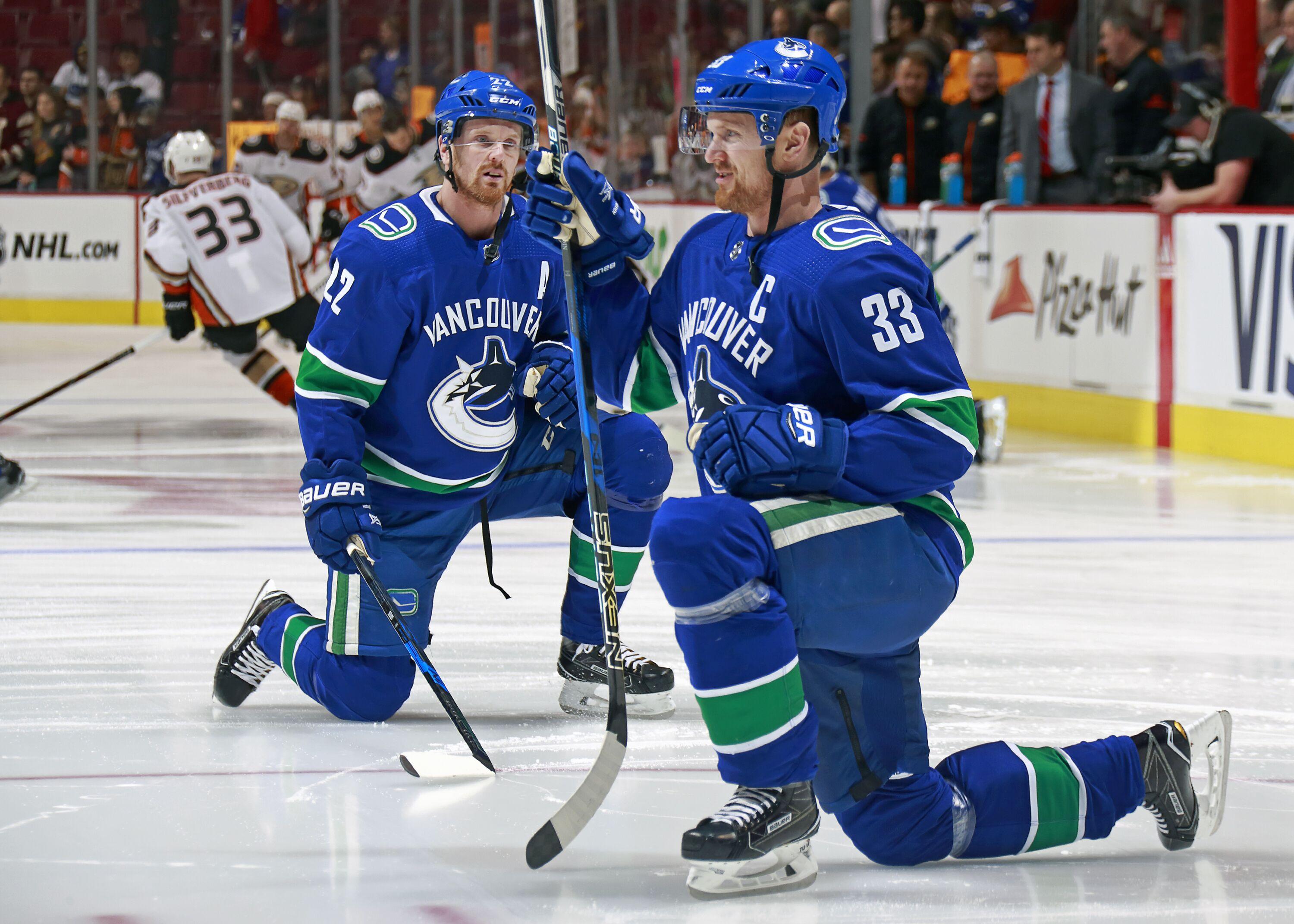 ca562bf49 Vancouver Canucks  Looking back at our favourite Sedin moments