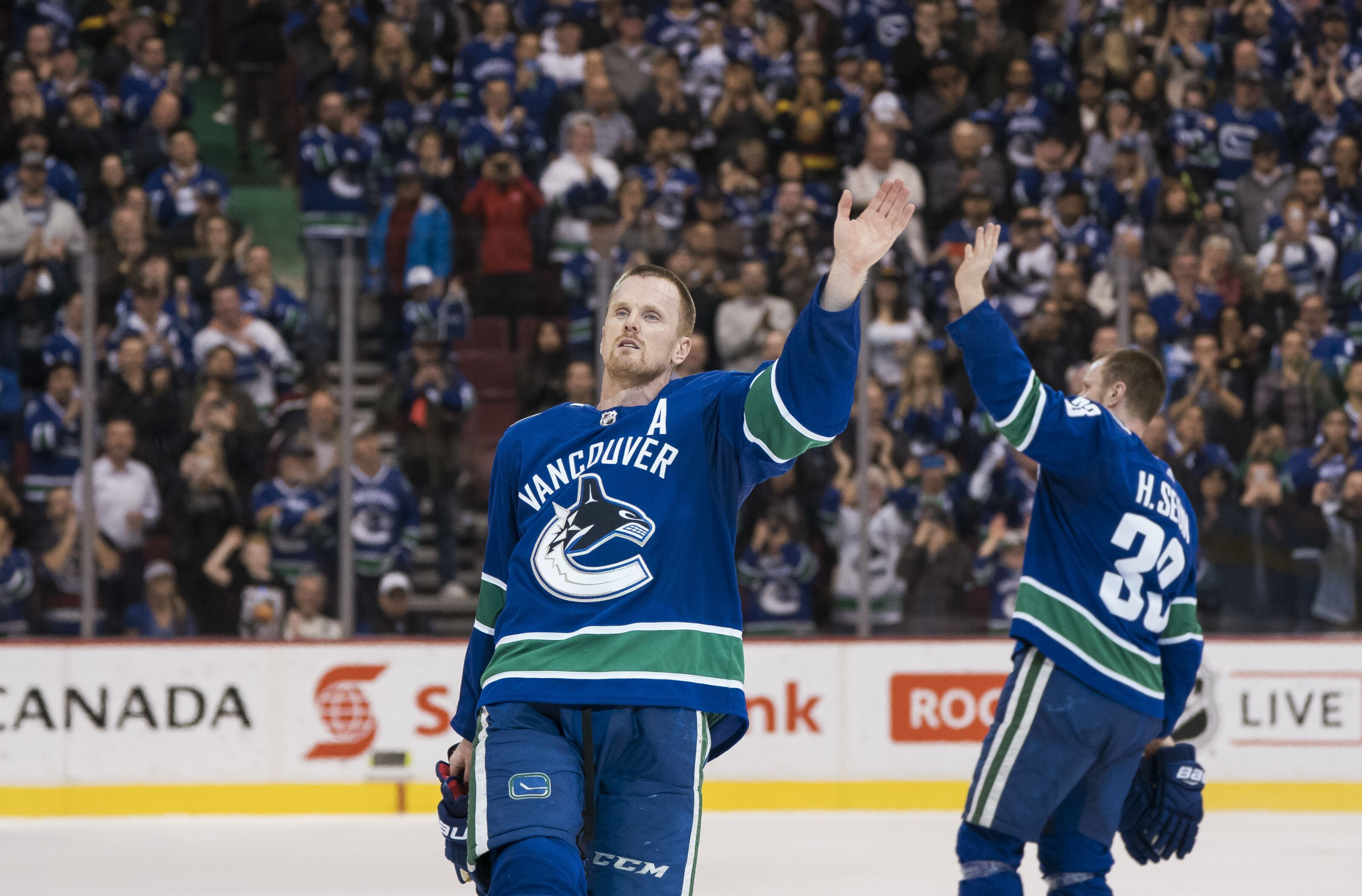 Vancouver Canucks: What if the Sedins didn't retire?