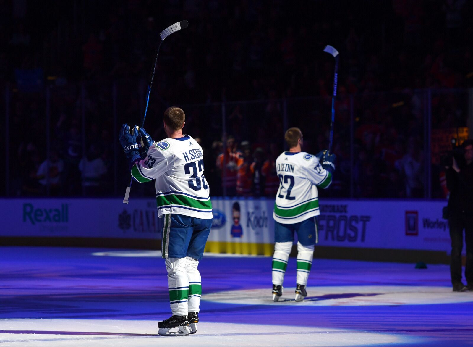 38ca9156f Vancouver Canucks  3 takeaways from Sedins  final NHL game