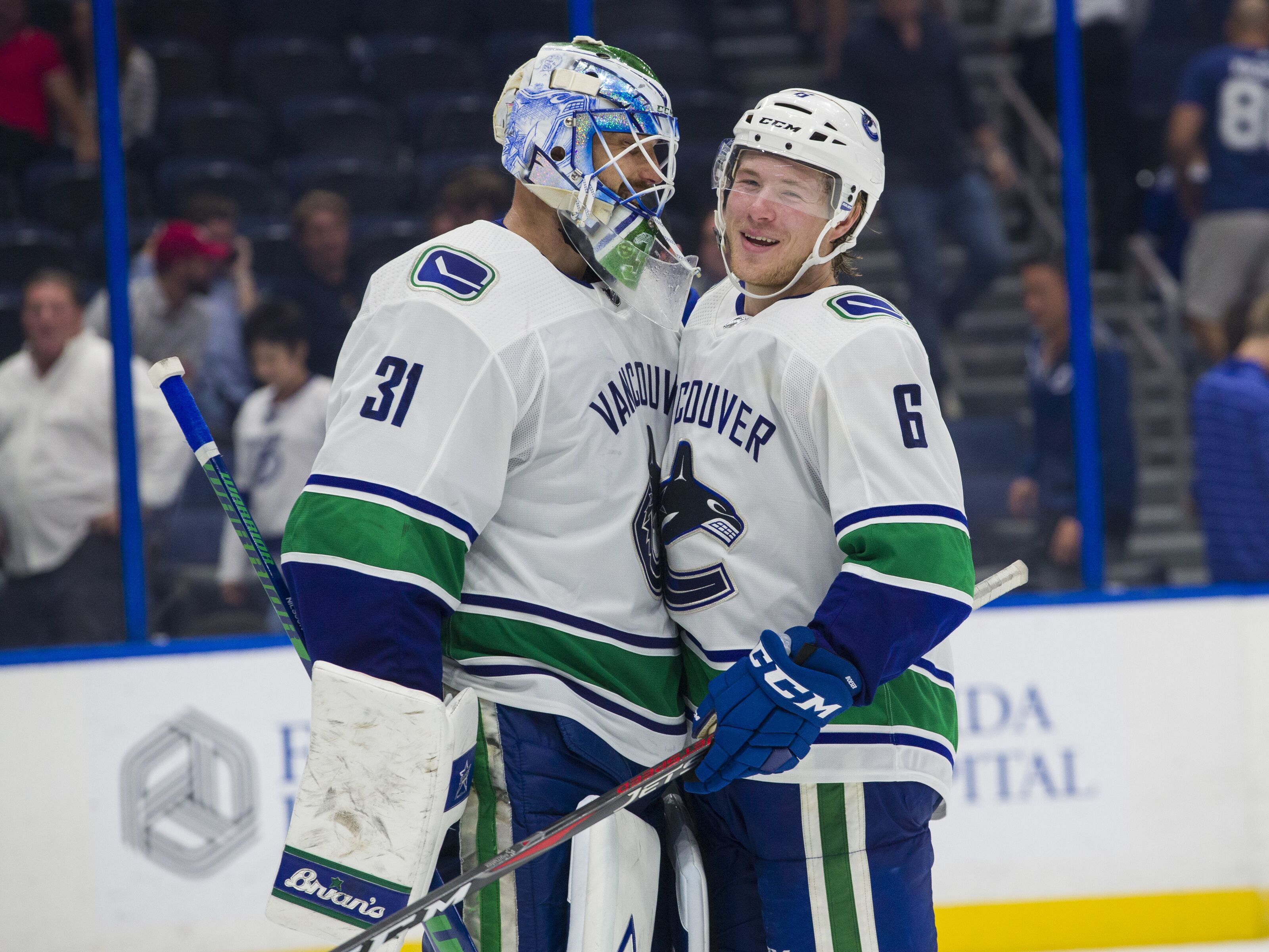 1dabbe941 Vancouver Canucks: Boeser scores, Canucks win, all is good