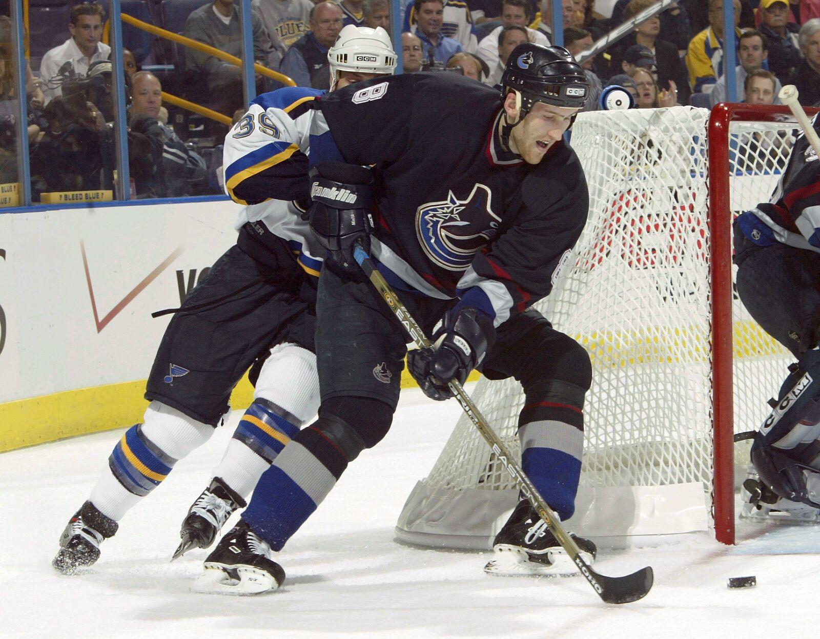 Vancouver Canucks flashback  Where is Marek Malik now  29e2004d7