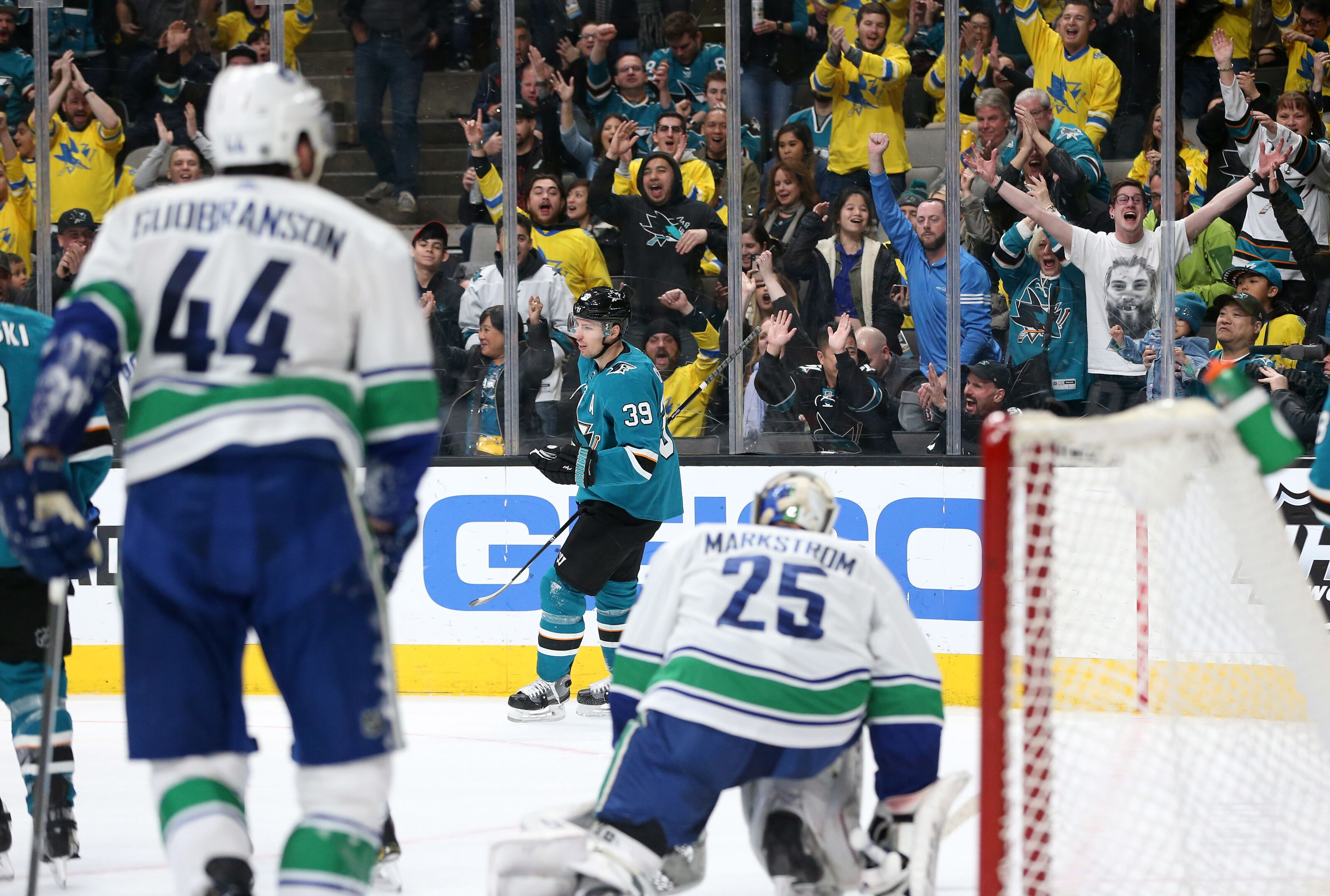 Vancouver Canucks: 3 takeaways from frustrating loss to San Jose Sharks