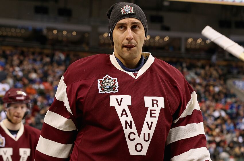Vancouver Canucks What Happens If Roberto Luongo Retires