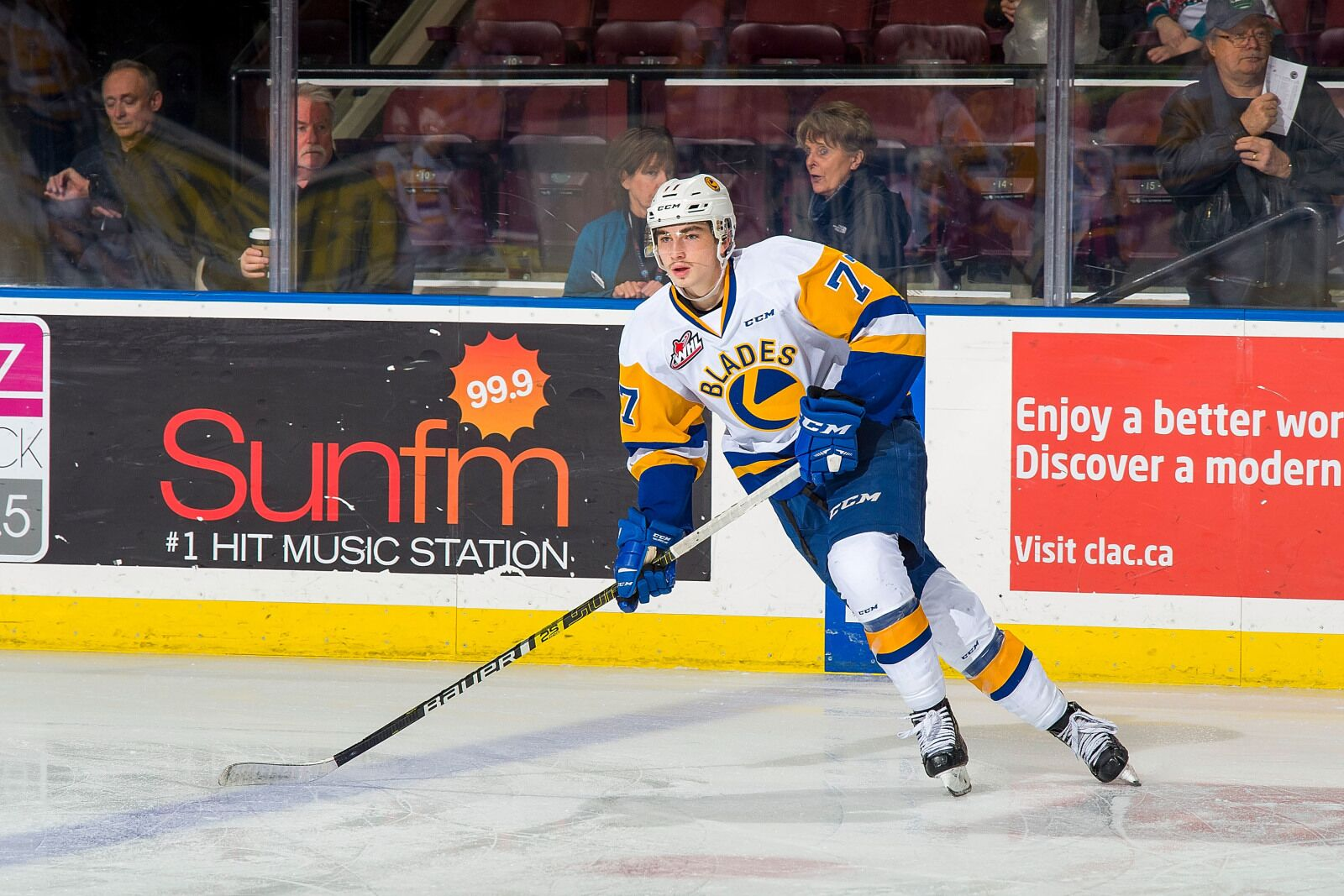Is Kirby Dach the riskiest pick in the 2019 NHL Draft?