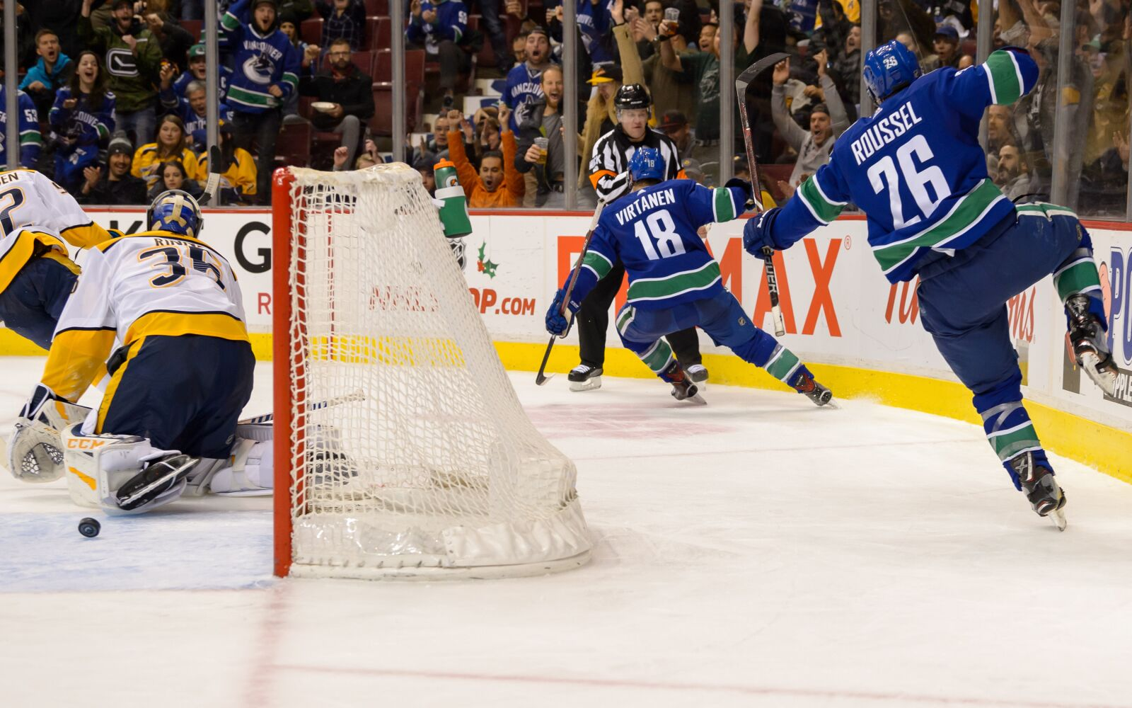 Canucks: Jake Virtanen is on the verge of validation