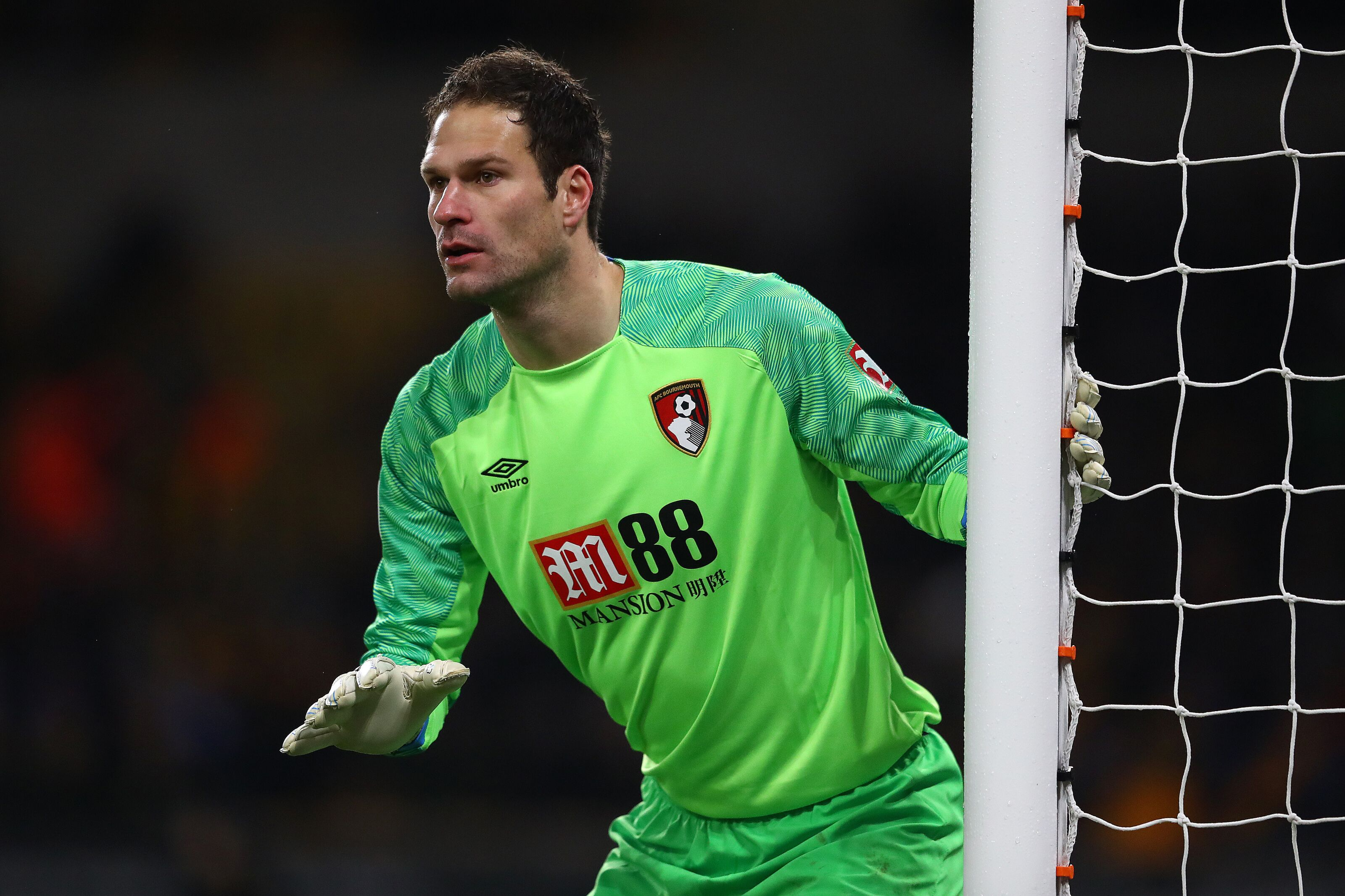 Celtic among clubs interested in £10 Million rated Asmir Begovic