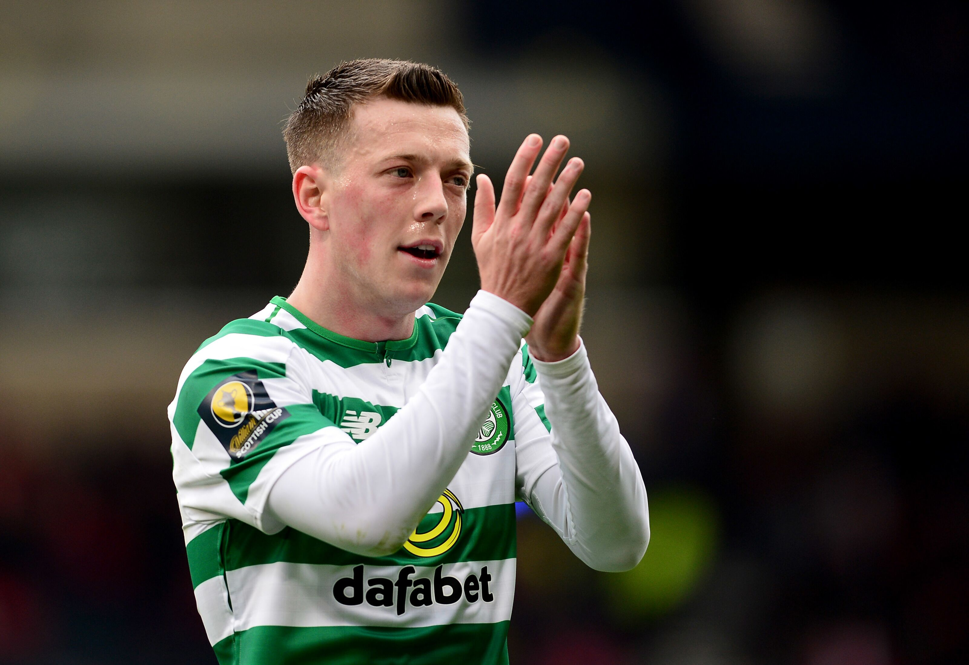 Callum McGregor is full of praise for Celtic teammate