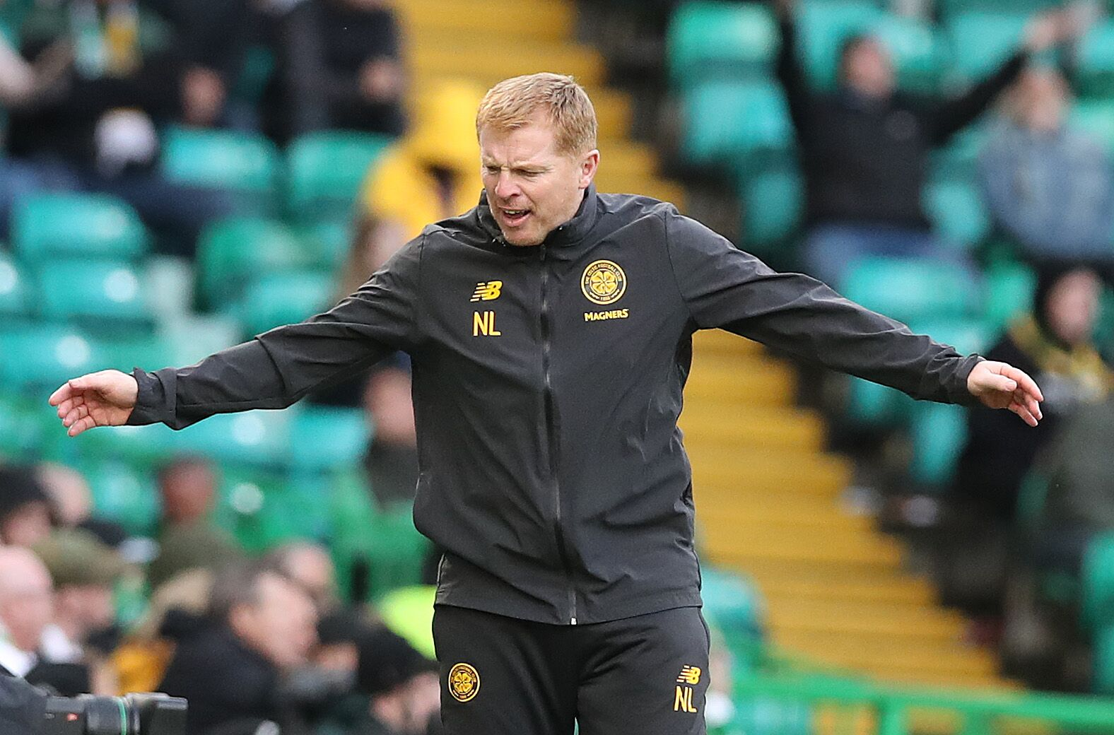 Celtic injury blow, Lennon confirms striker is out of Rennes clash