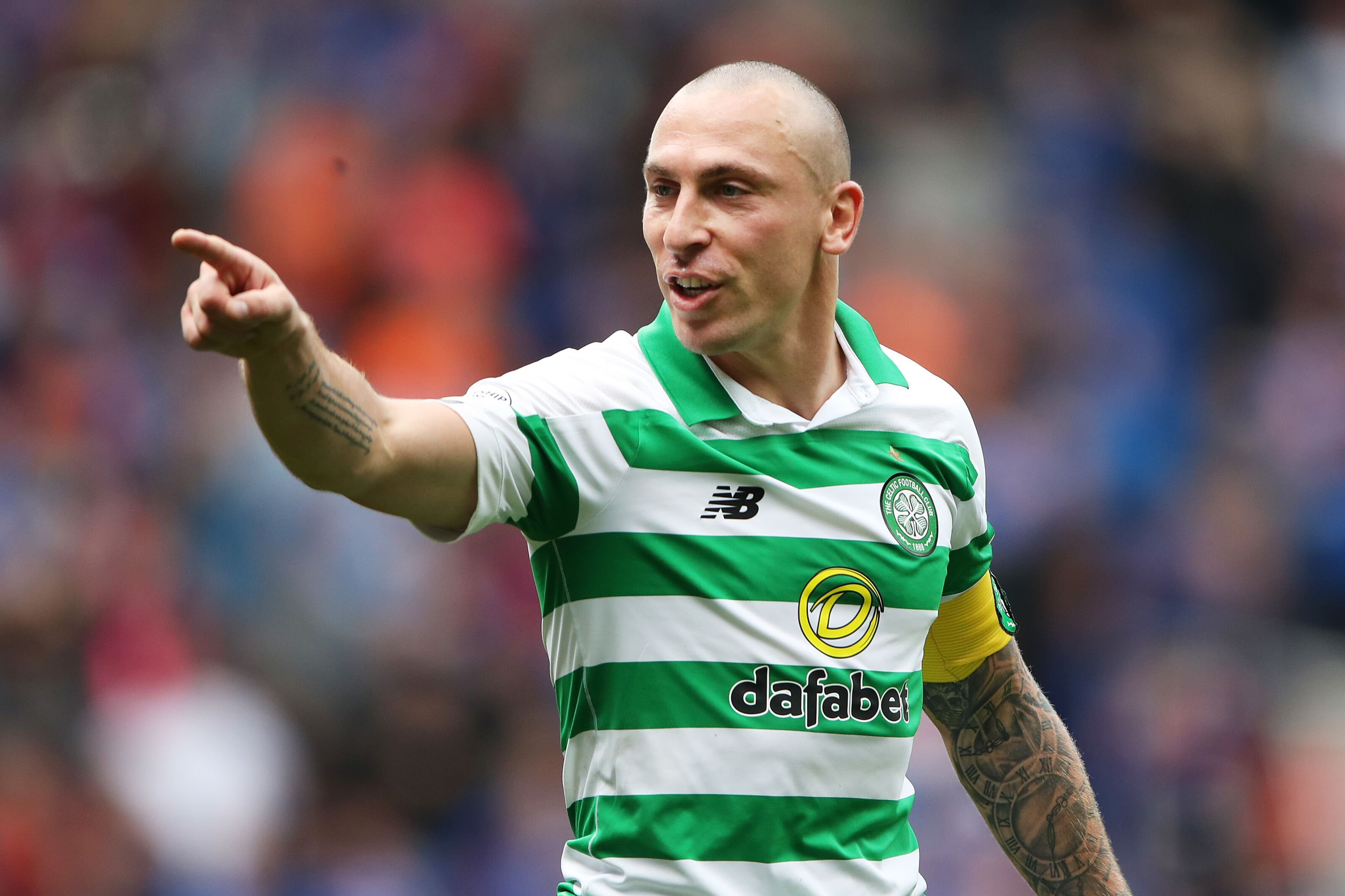 Scott Brown makes bold claim about current Celtic squad