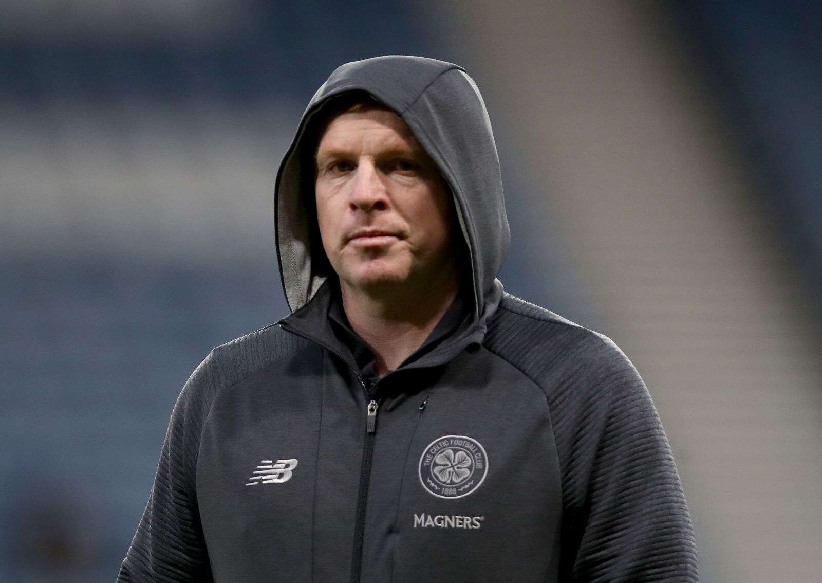 Celtic receive injury blow as Lennon confirms star's setback