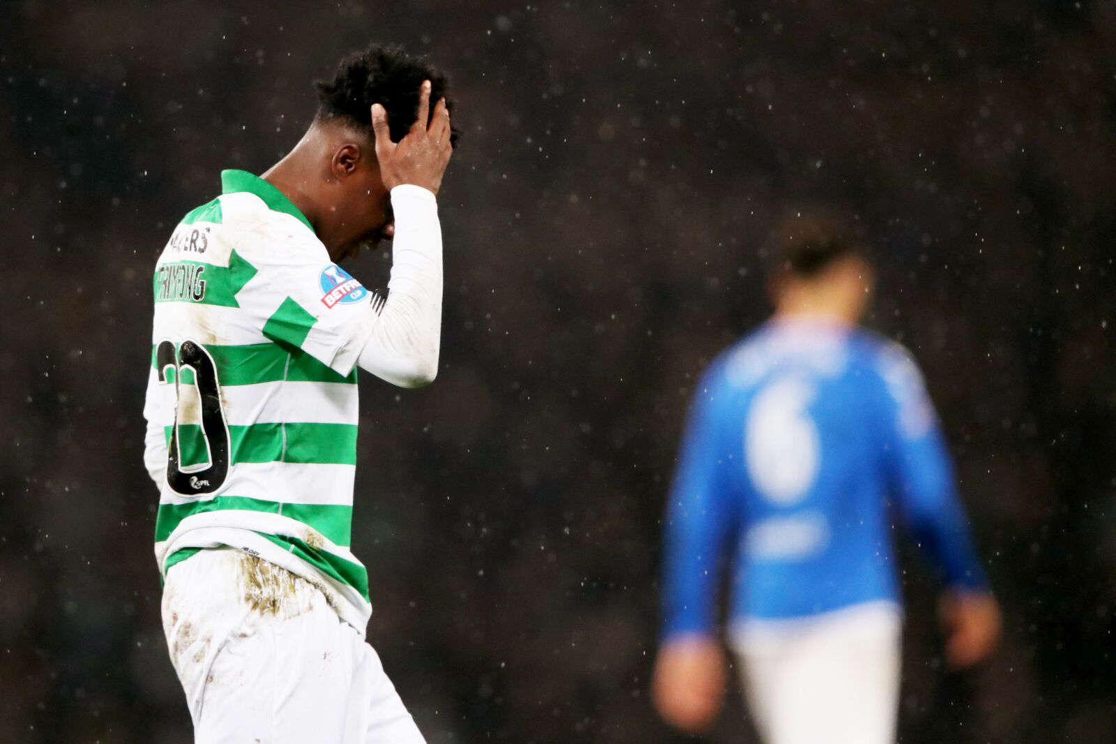 Paul Robinson claims Celtic do not need Jeremie Frimpong