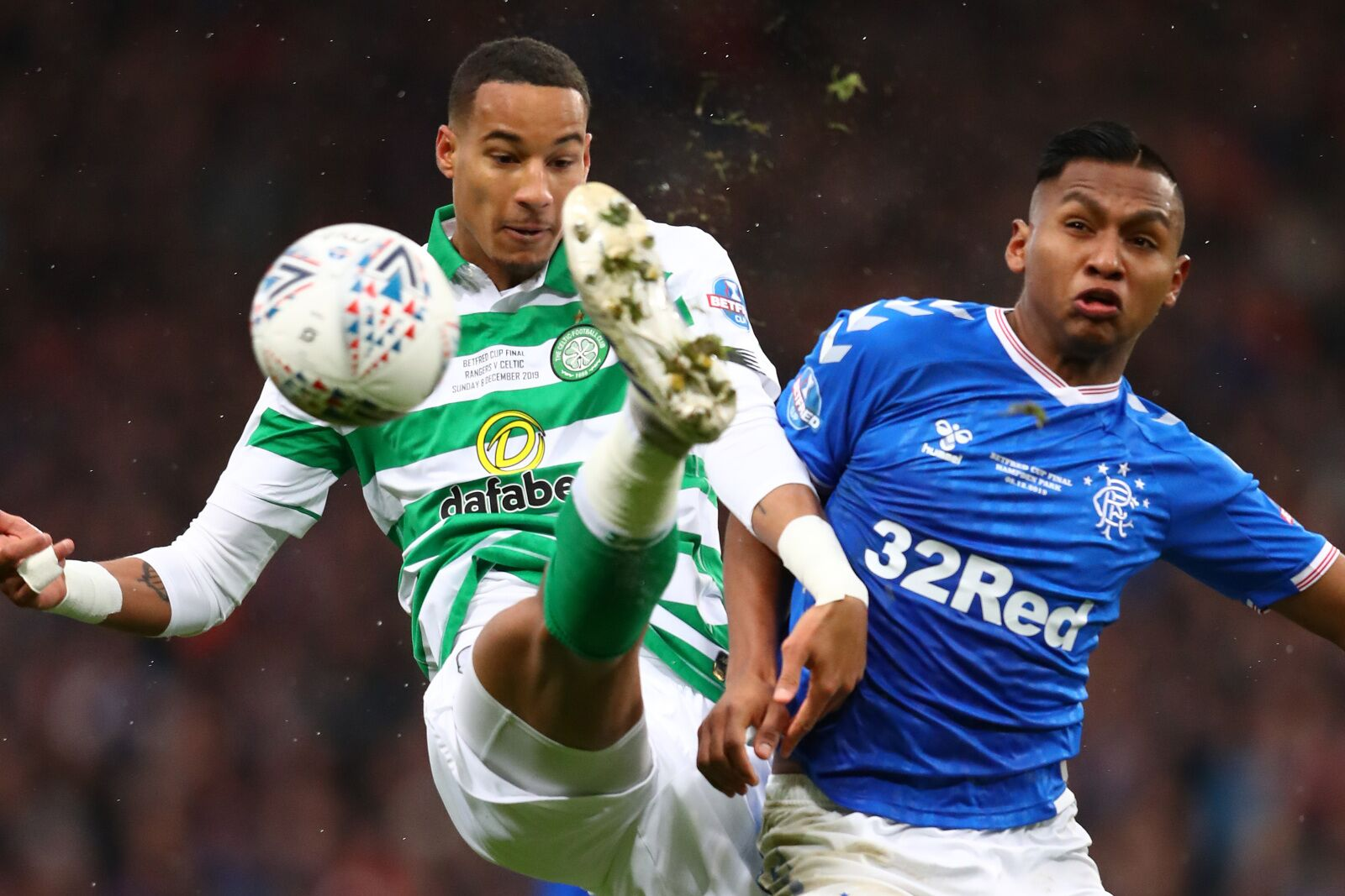 Ross makes delusional claim about Morelos' display vs Celtic