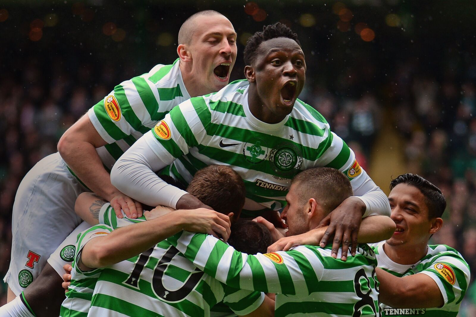 Fresh twist in Celtic transfer chase for Victor Wanyama
